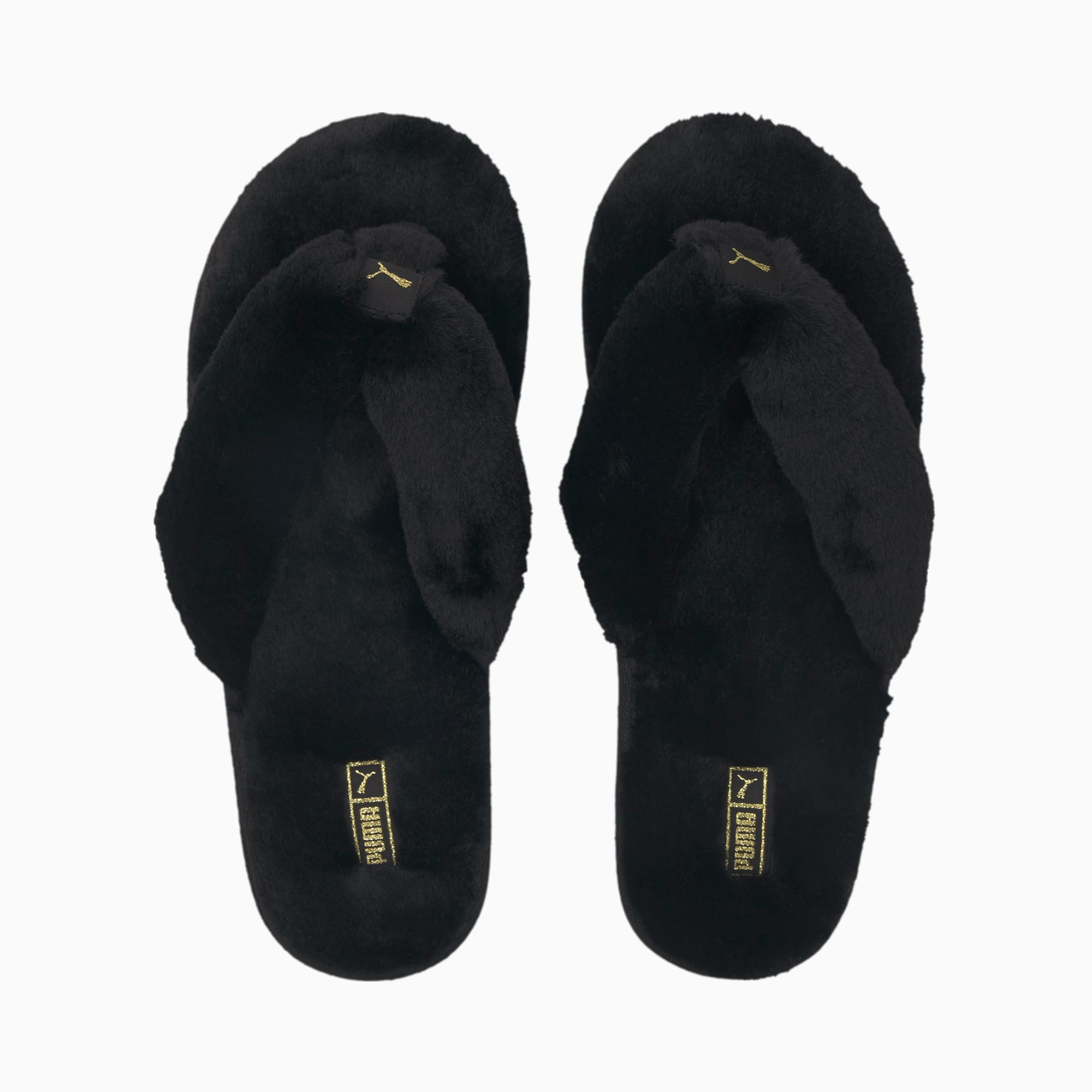 Puma Fluff Flip Shoes JR
