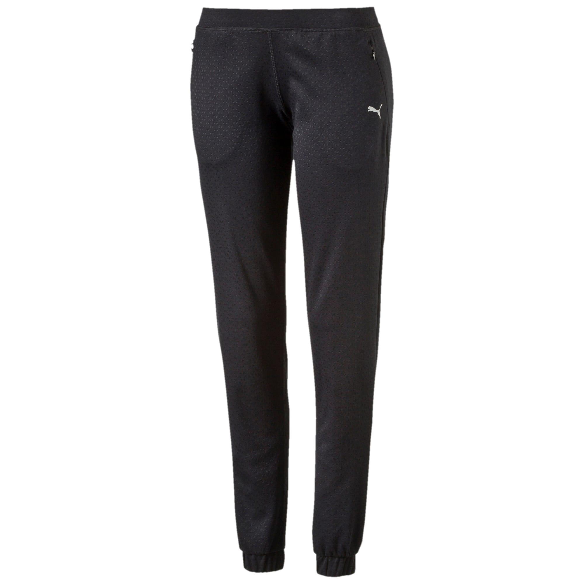 Thumbnail 1 of Training Yogini Bottom Women's Track Pants, black, medium-IND