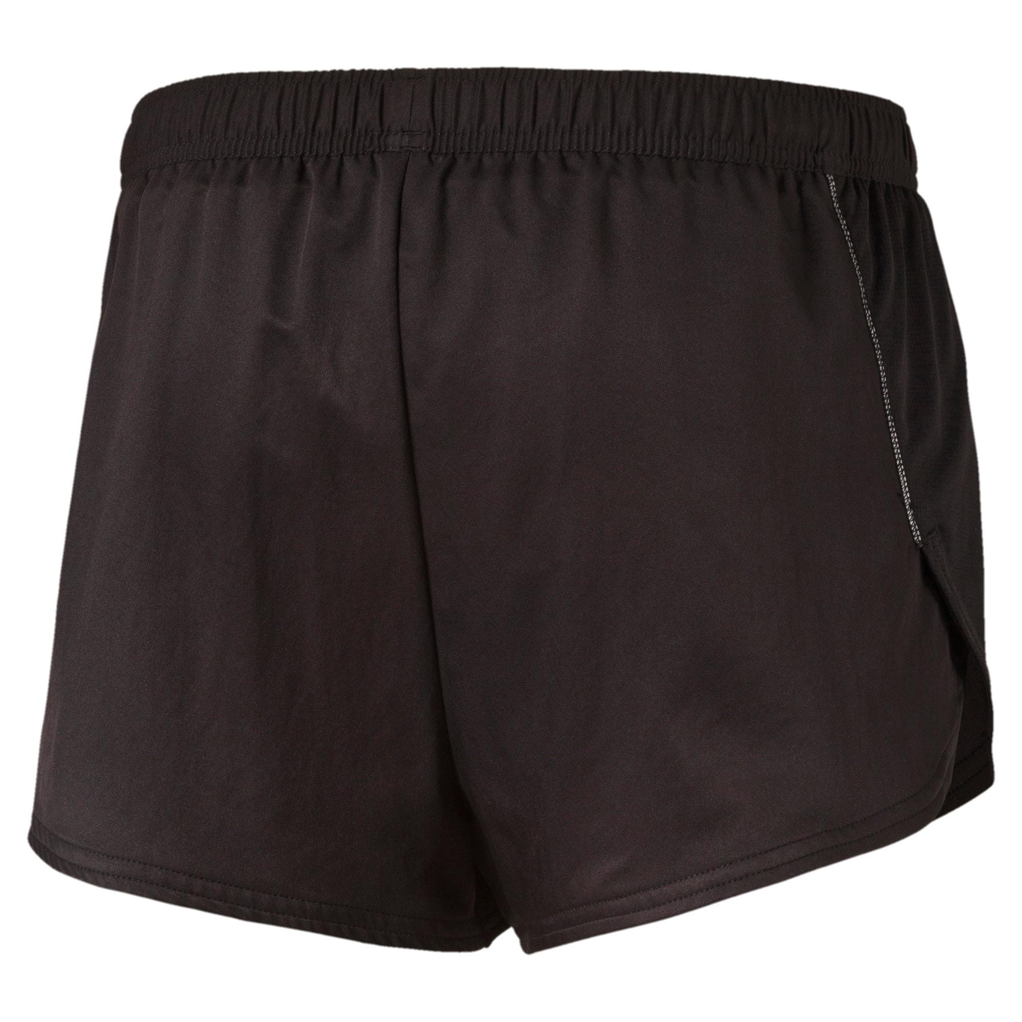 Thumbnail 2 of Running Split Shorts, black, medium-IND