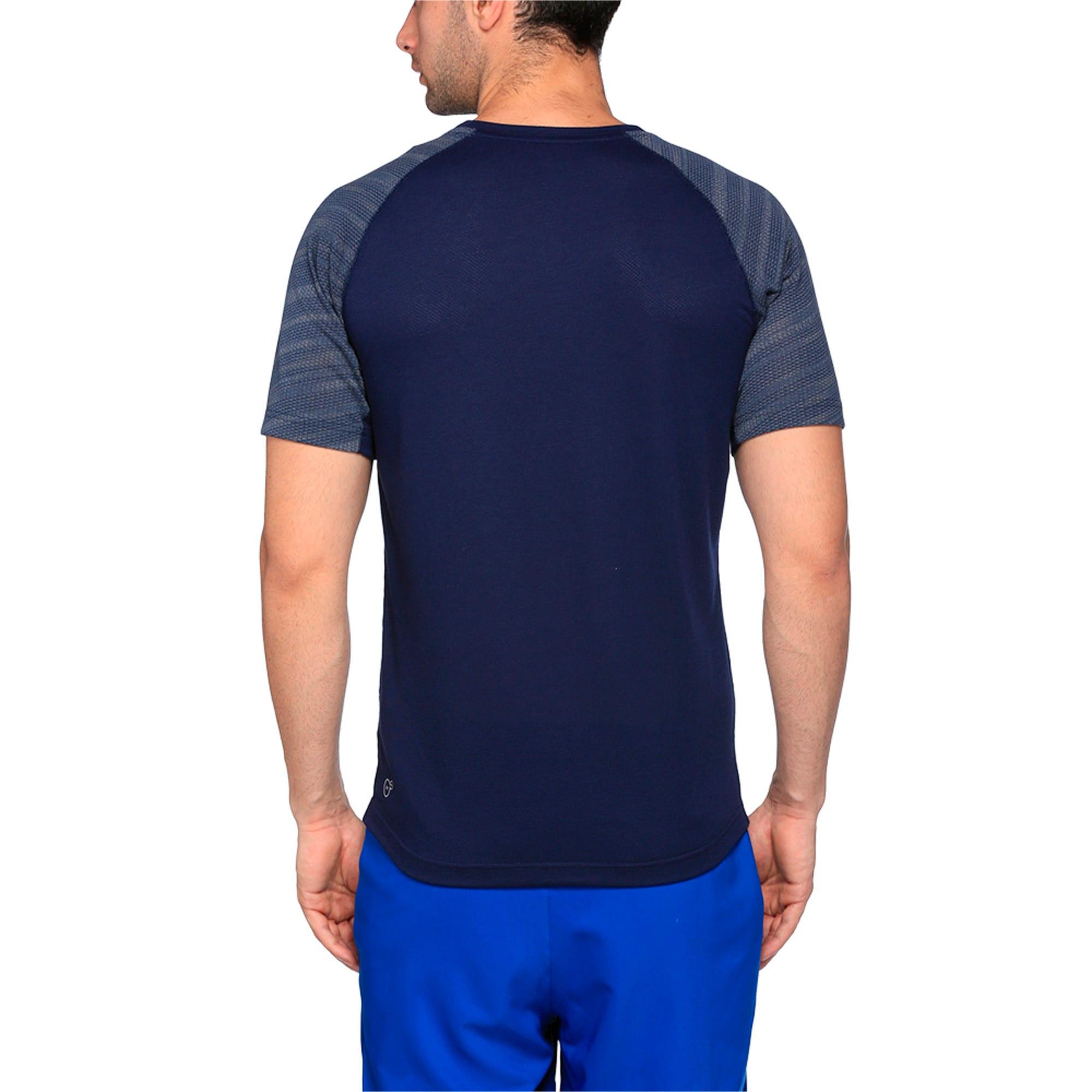 Thumbnail 5 of Active Training Dri-Release® T-Shirt, Peacoat, medium-IND