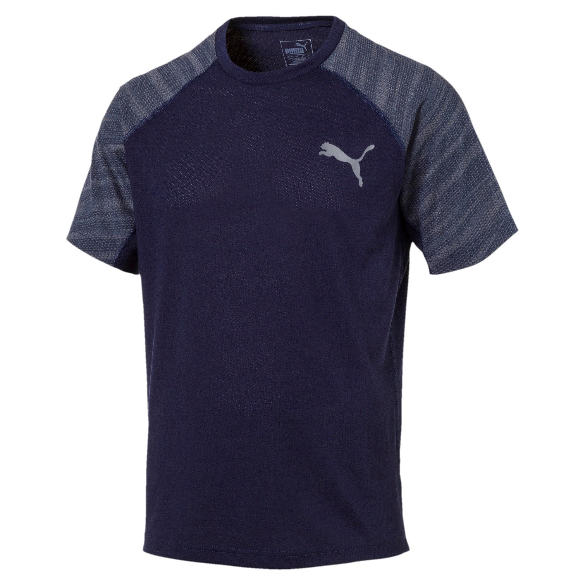 Thumbnail 4 of Active Training Dri-Release® T-Shirt, Peacoat, medium-IND