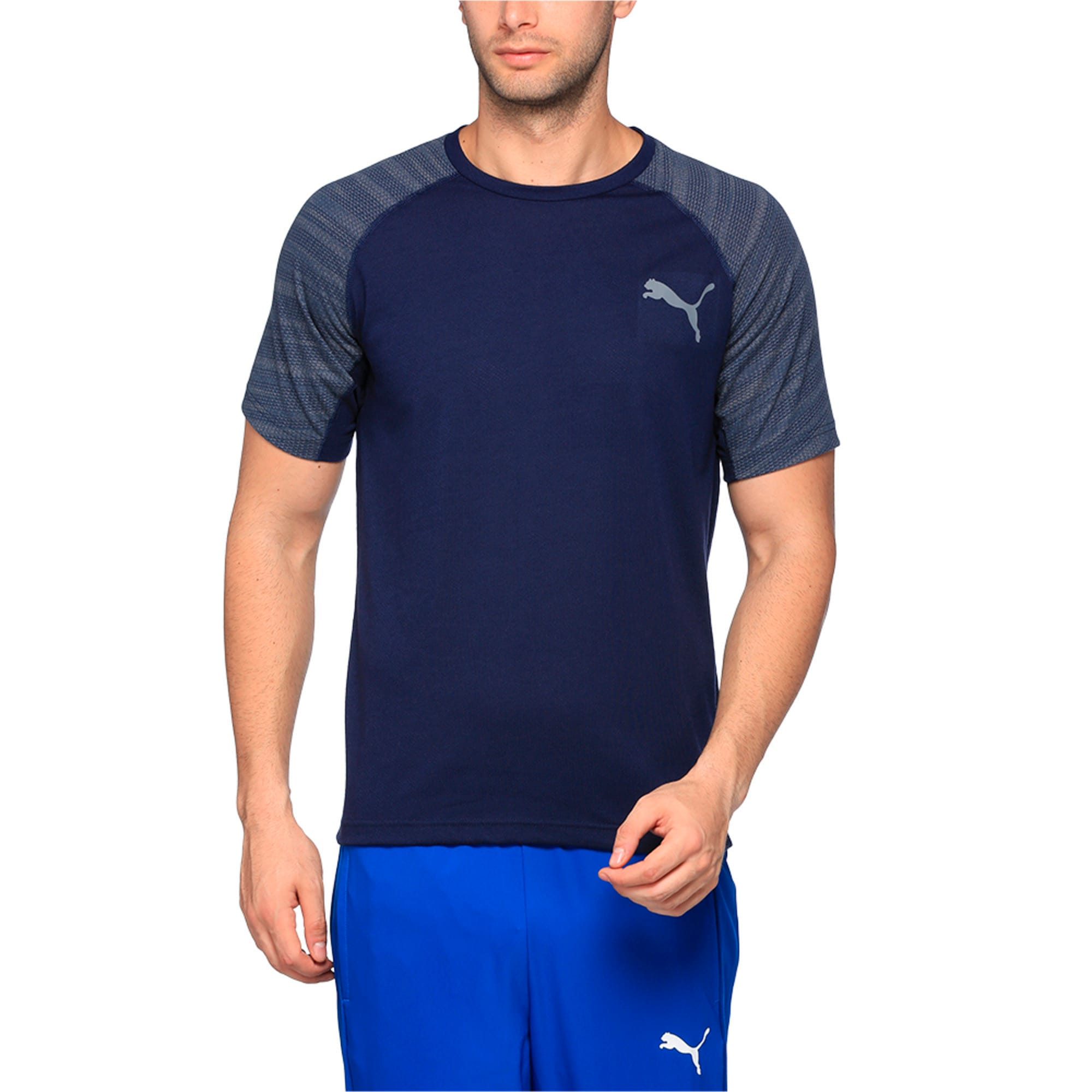 Thumbnail 1 of Active Training Dri-Release® T-Shirt, Peacoat, medium-IND