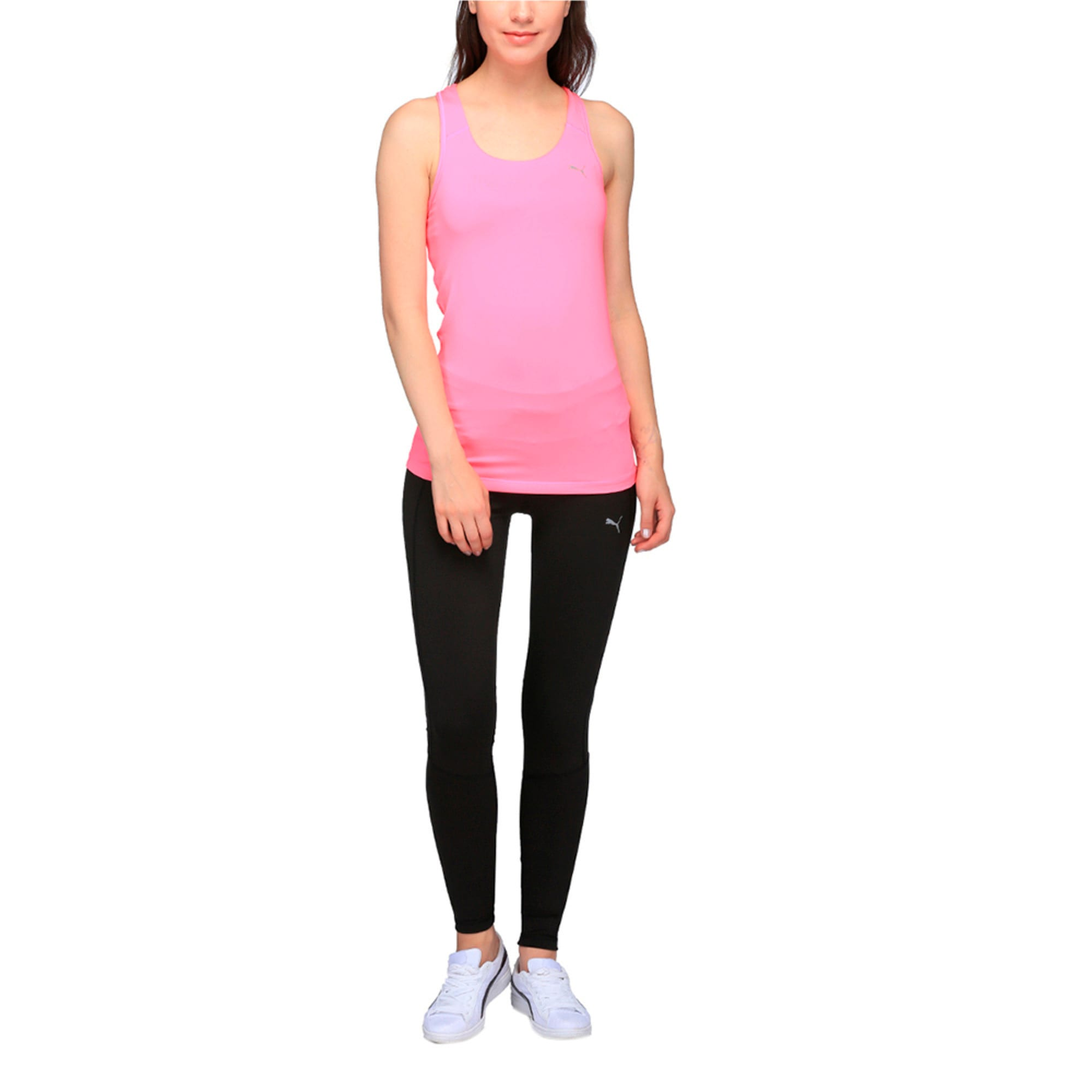 Thumbnail 4 of Essential RB Tank Top, KNOCKOUT PINK, medium-IND