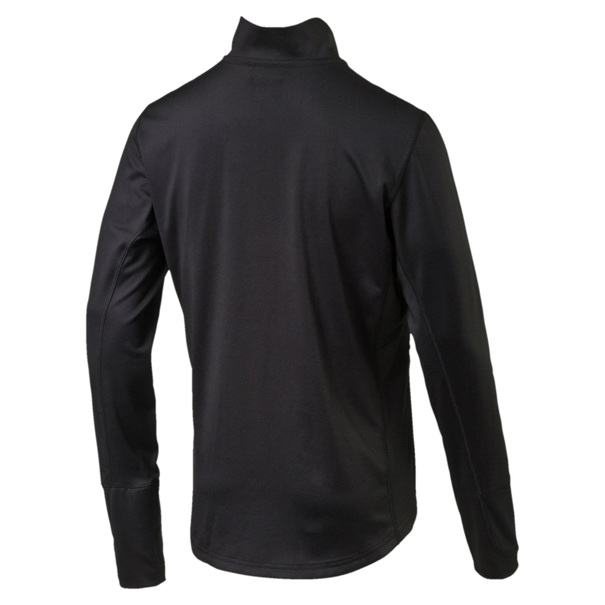 Thumbnail 5 of Running PWRWARM Men's Padded Jacket, Puma Black, medium-IND