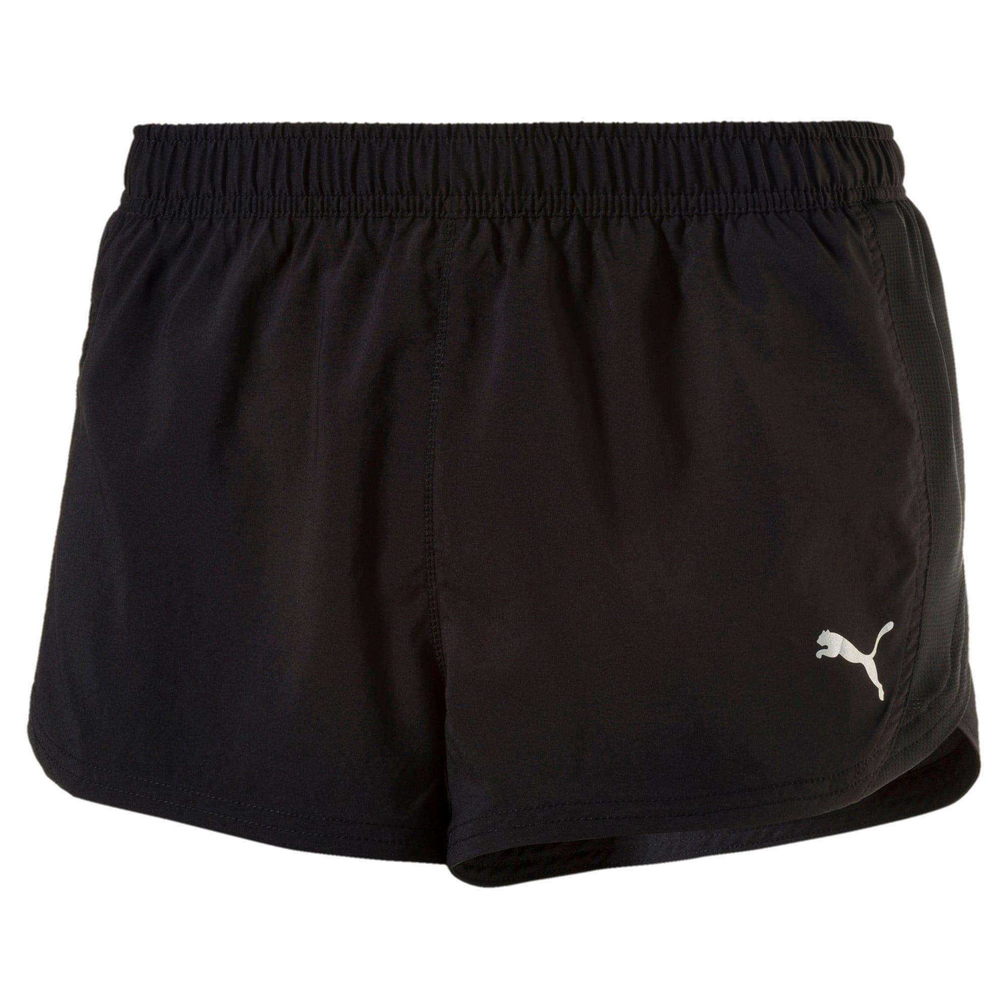 Thumbnail 4 of Running Men's Split Shorts, Puma Black, medium-IND