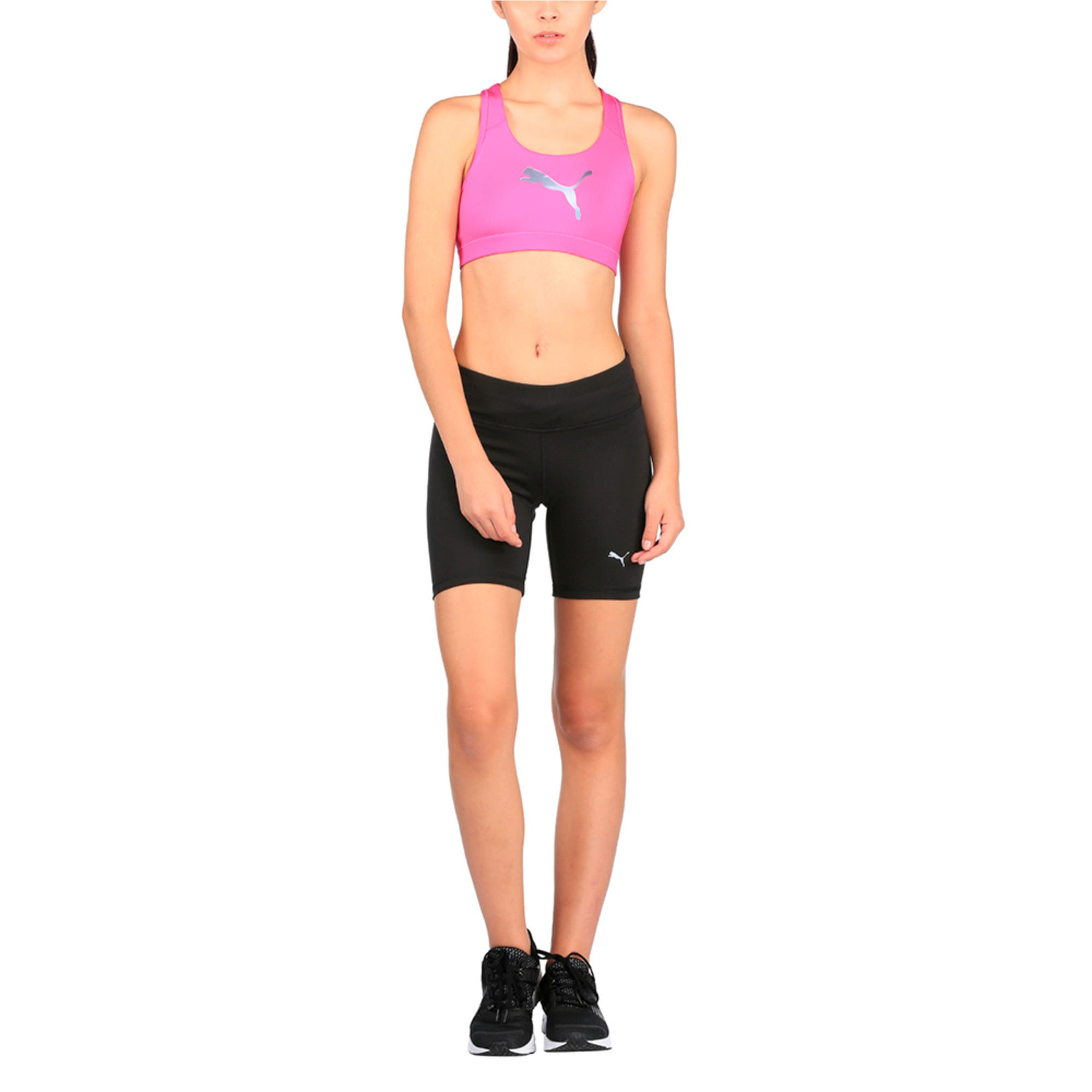 Running Women's Tights, Puma Black, large-IND