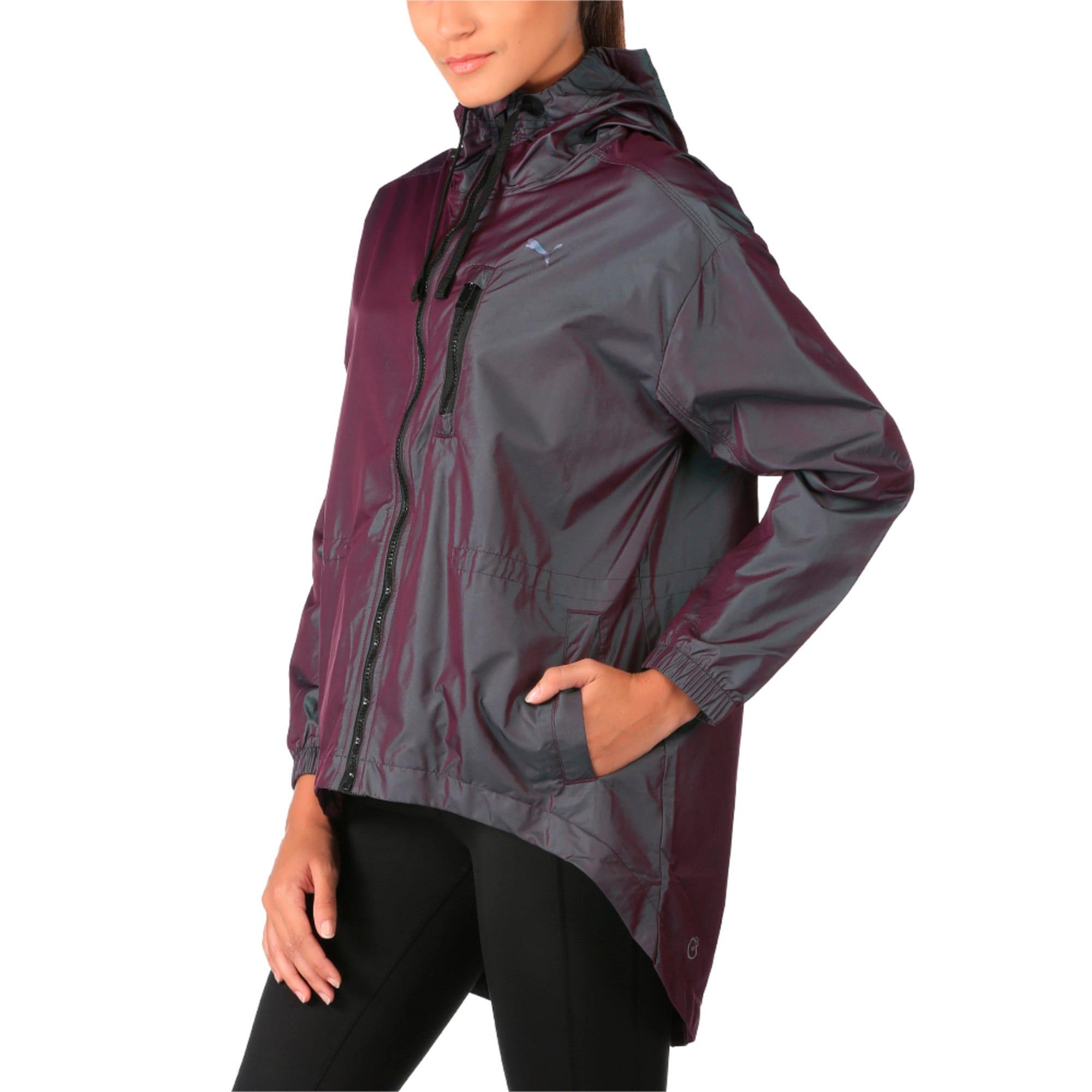 Thumbnail 4 of Active Training Women's Explosive Jacket, Plum Perfect-Iridescent, medium-IND