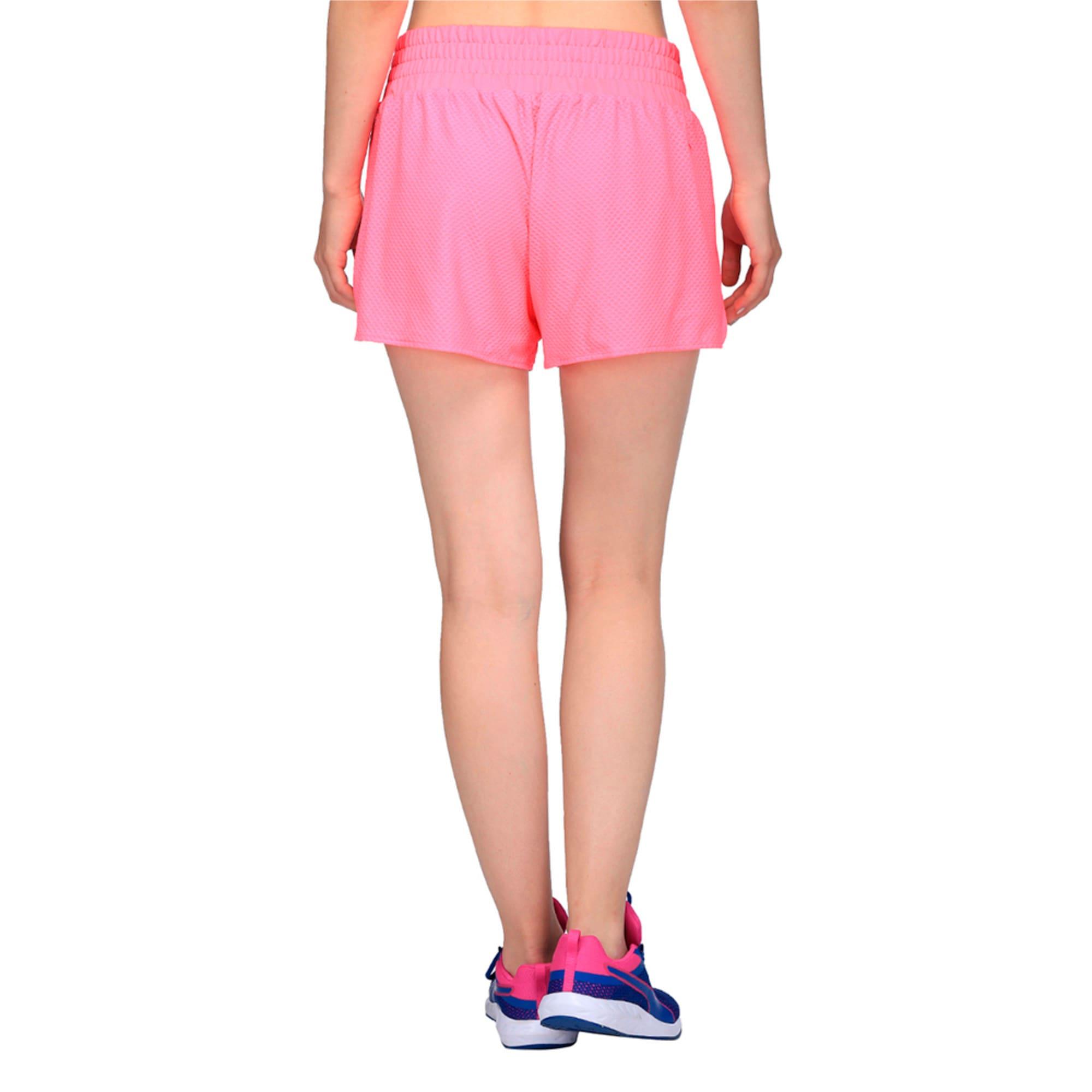 Thumbnail 2 of Active Training Women's Mesh Shorts, KNOCKOUT PINK, medium-IND