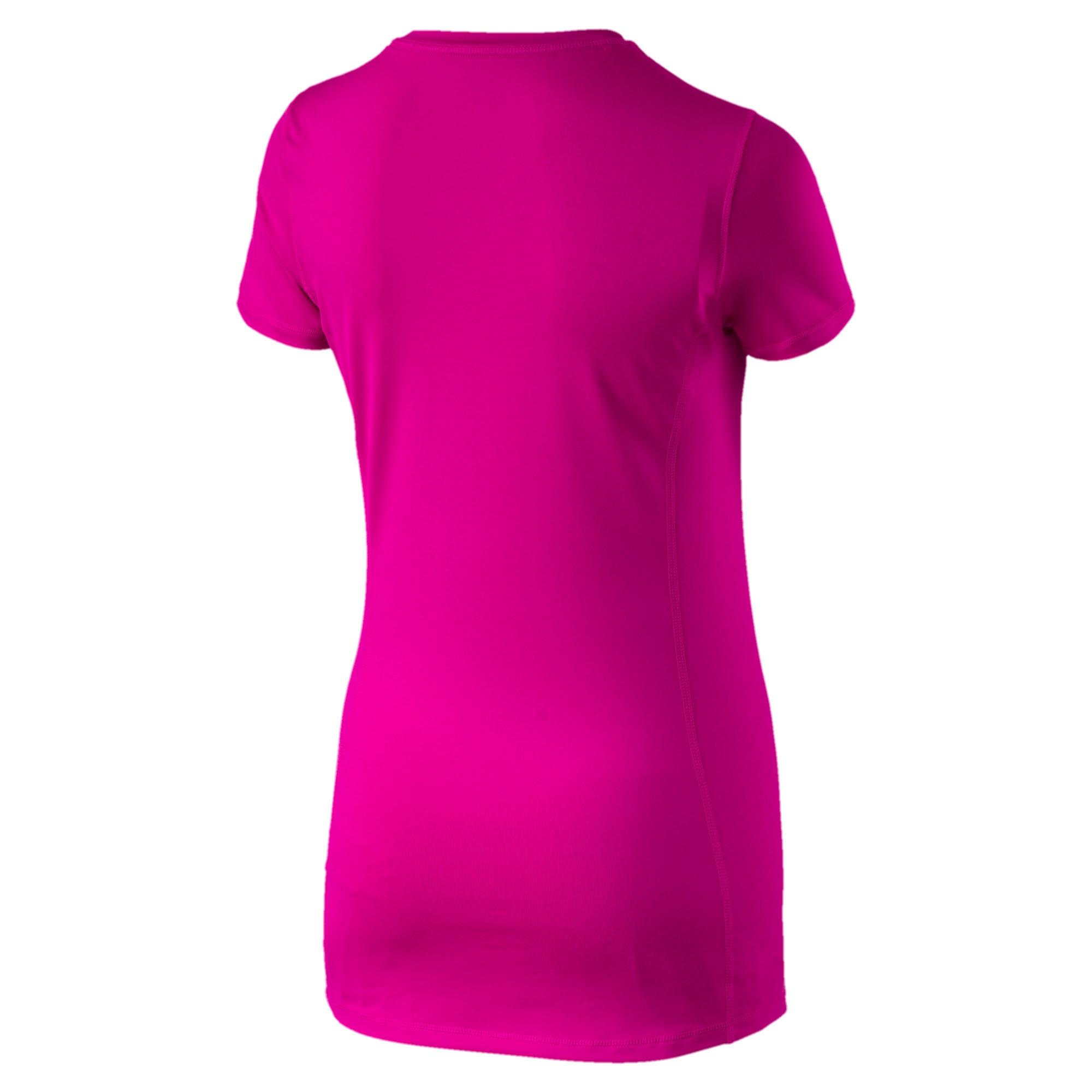 Thumbnail 5 of Training Women's Essential T-Shirt, ULTRA MAGENTA, medium-IND