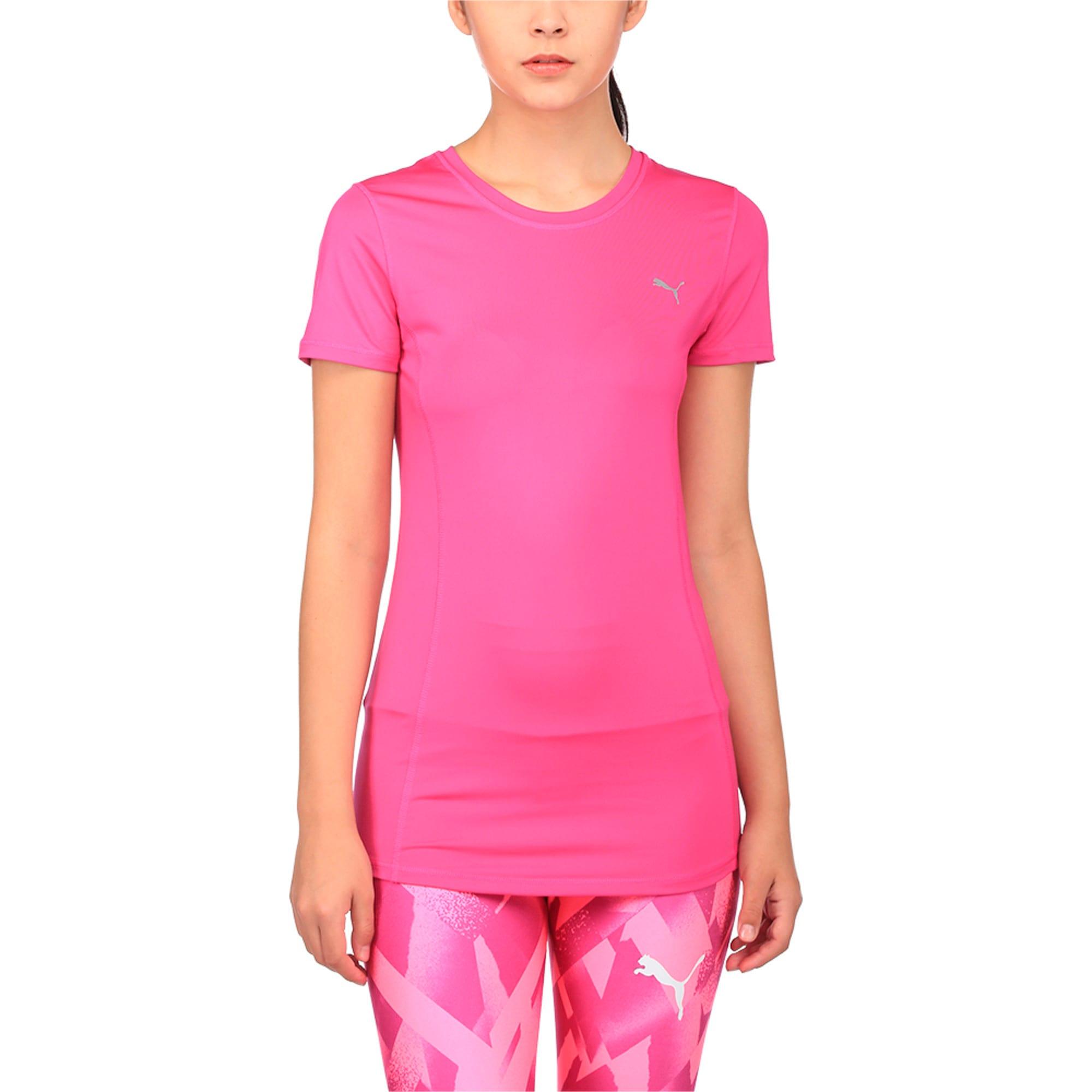 Thumbnail 1 of Training Women's Essential T-Shirt, ULTRA MAGENTA, medium-IND