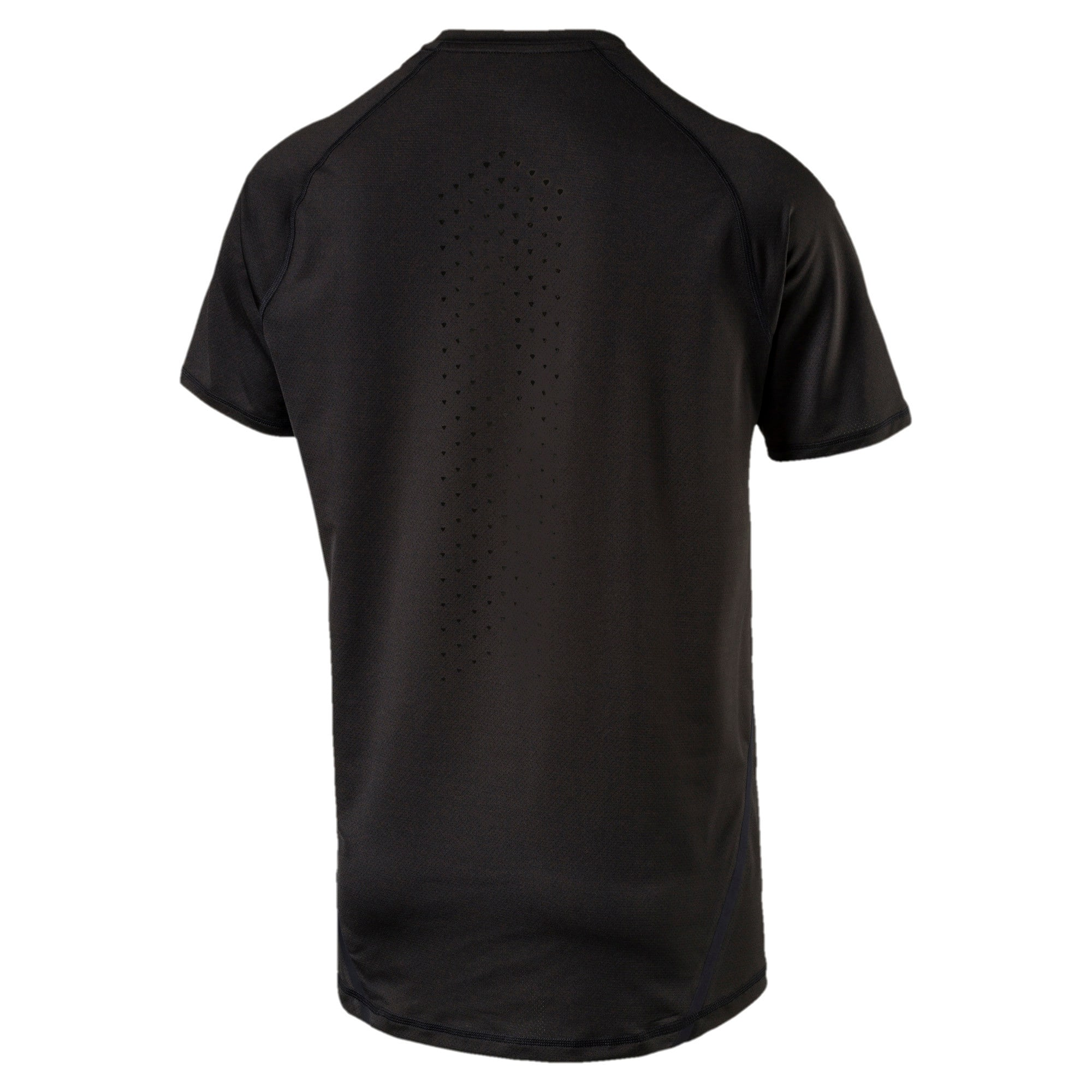 Thumbnail 4 of Active Training Men's Power T-Shirt, Puma Black, medium-IND