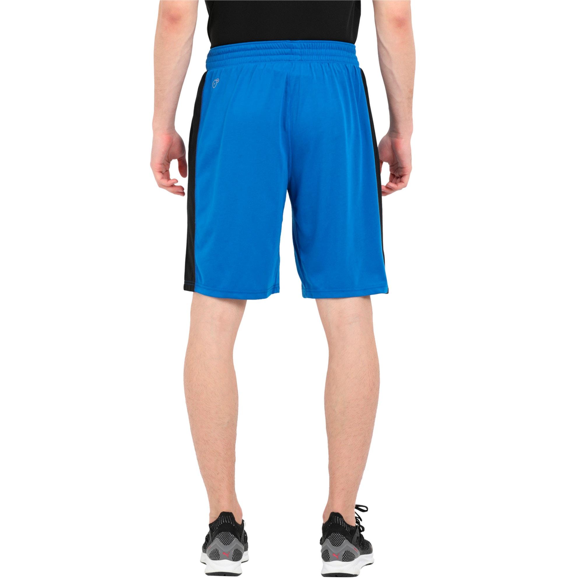 Thumbnail 2 of Essential drirelease Men's Training Shorts, Turkish Sea-Puma Black, medium-IND