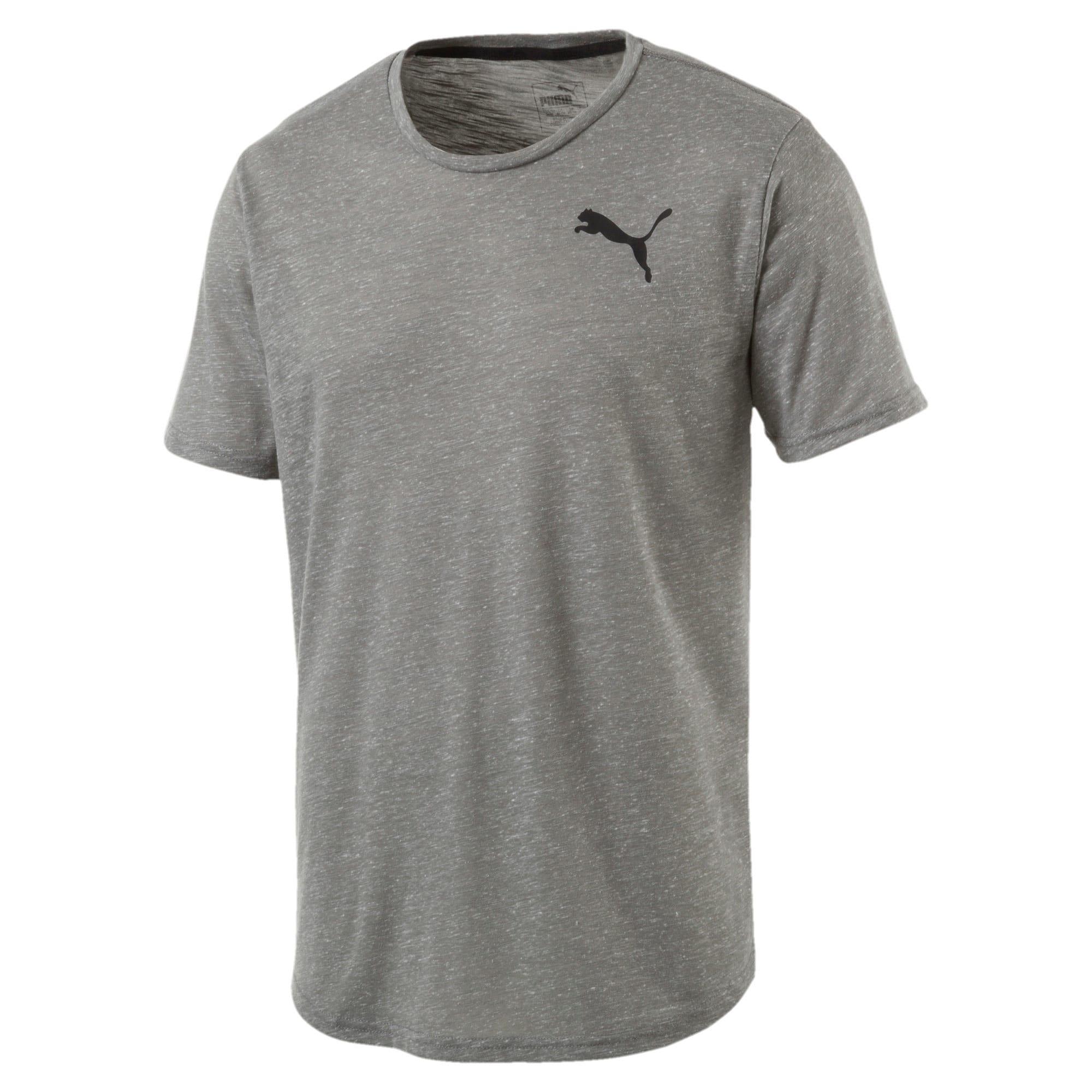 Thumbnail 4 of Active Training Men's Dri-Release® Novelty T-Shirt, Medium Gray Heather, medium-IND