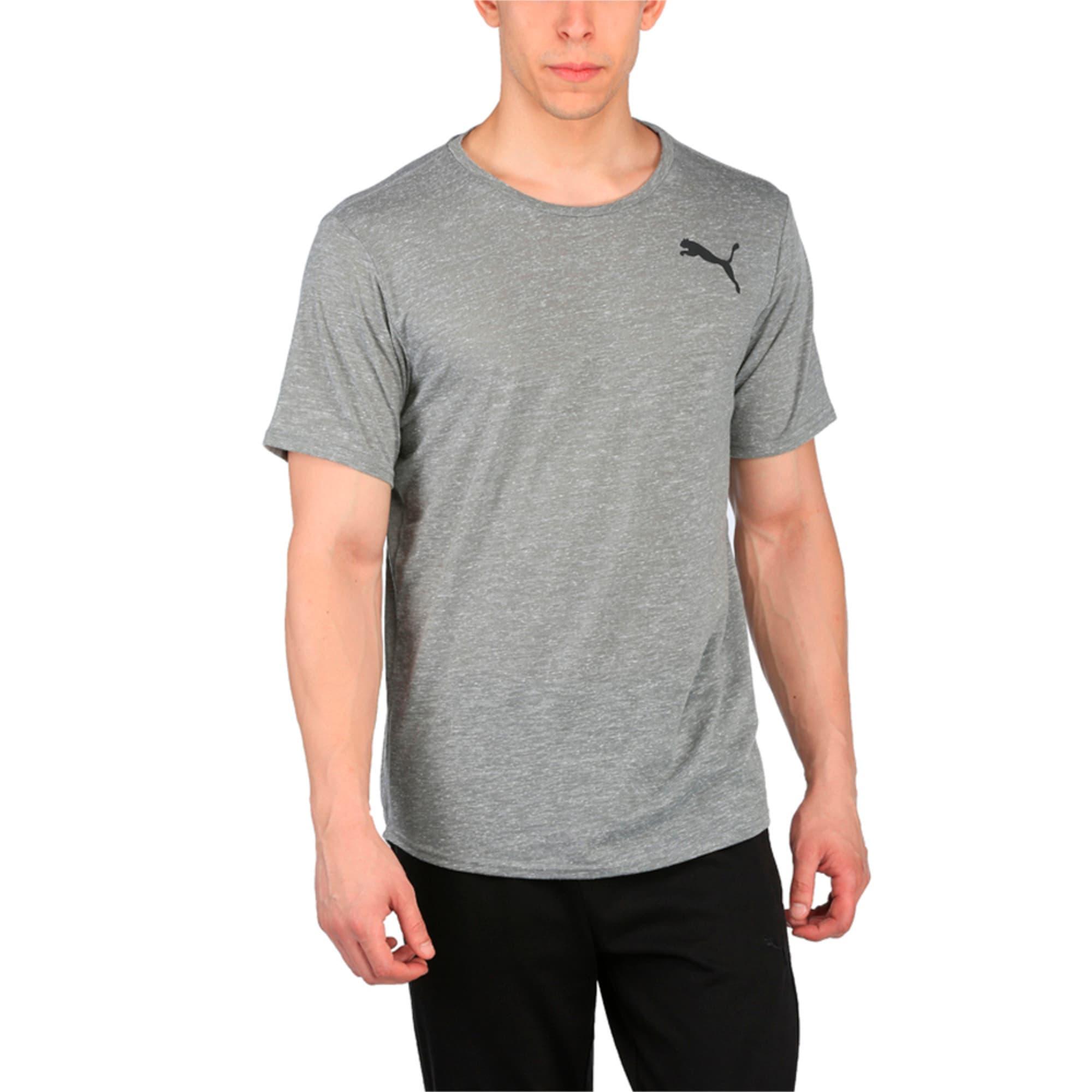 Thumbnail 1 of Active Training Men's Dri-Release® Novelty T-Shirt, Medium Gray Heather, medium-IND