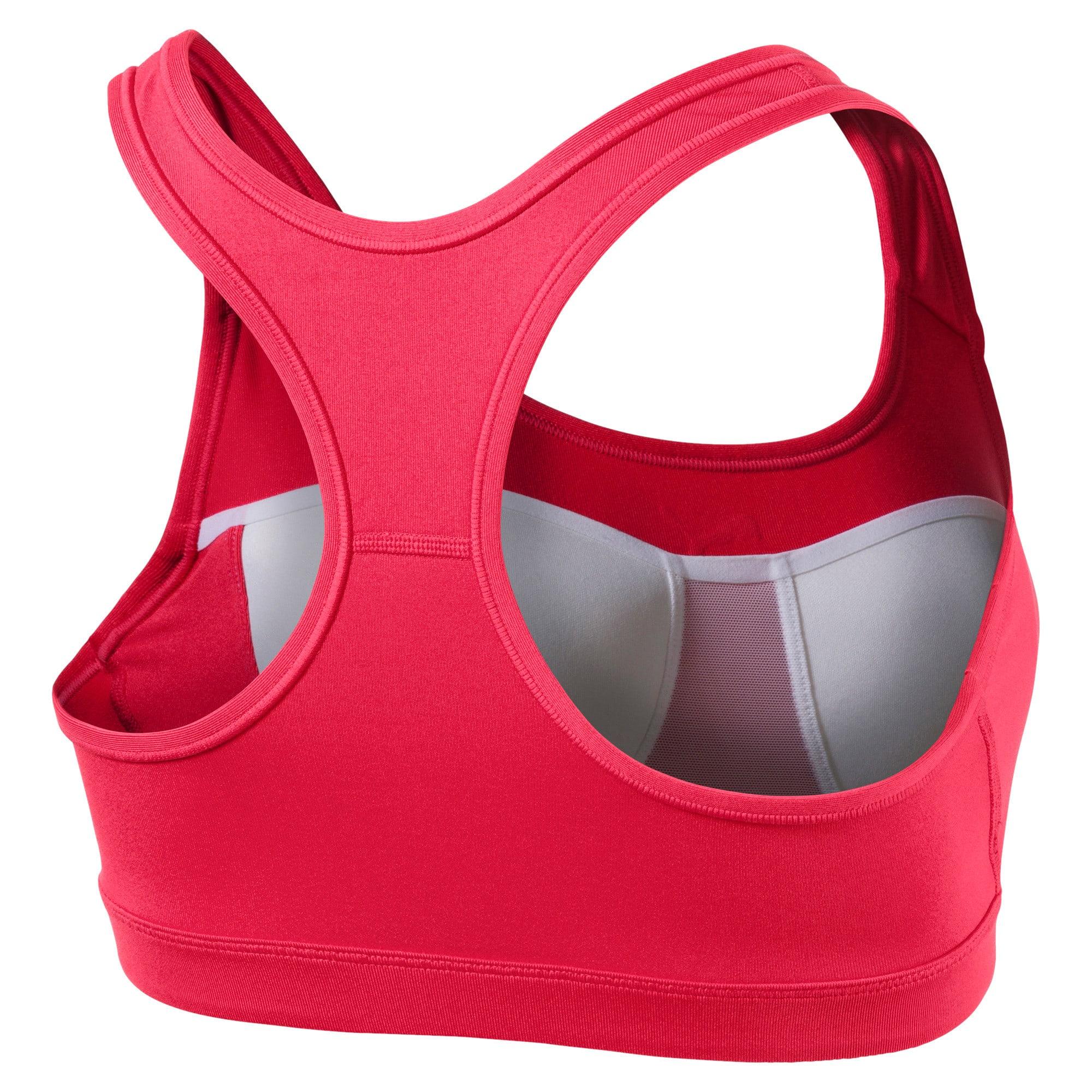 Thumbnail 2 of Training Women's PWRSHAPE Forever Padded Bra Top, Paradise Pink, medium-IND