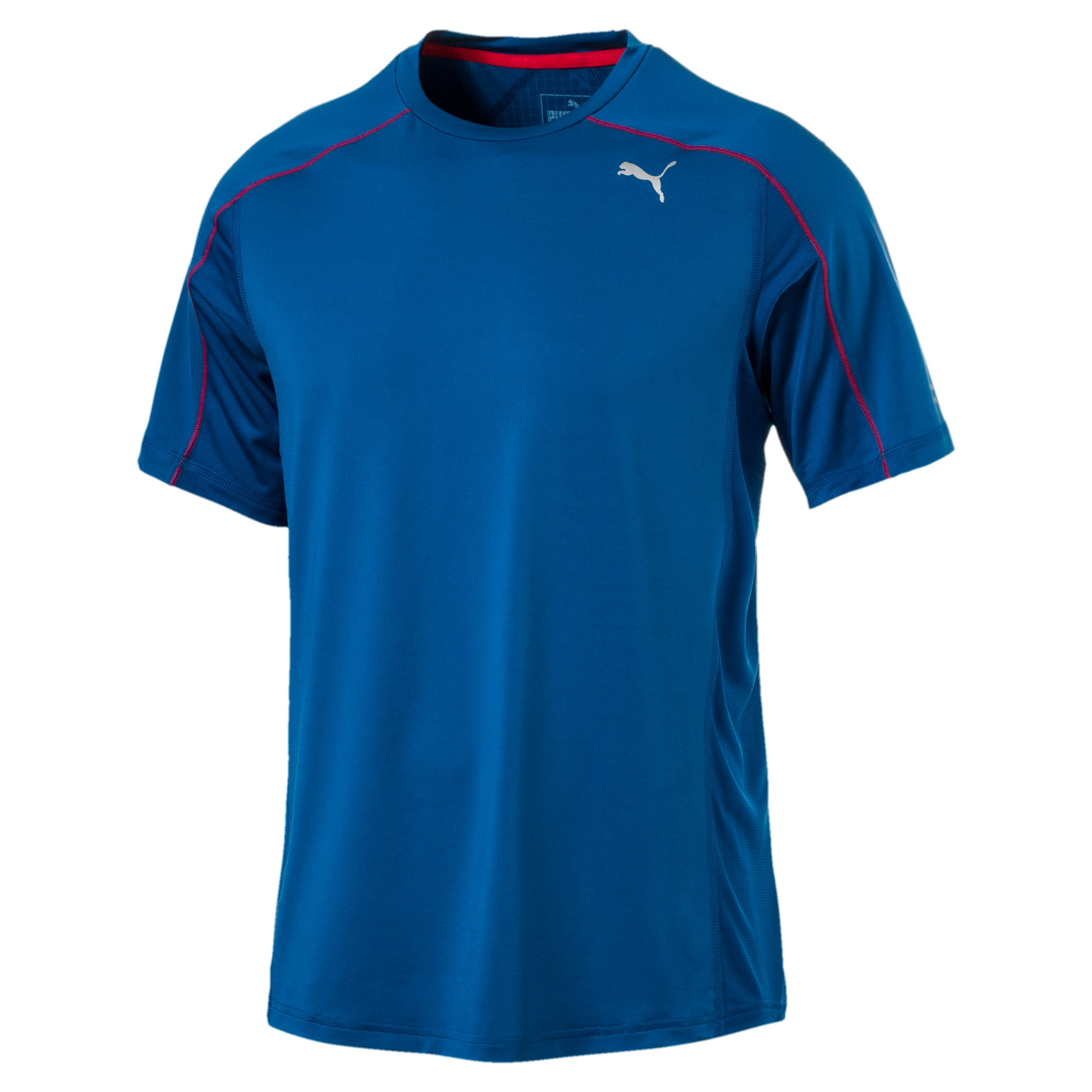 Thumbnail 1 of Running Men's Speed T-Shirt, Lapis Blue, medium-IND