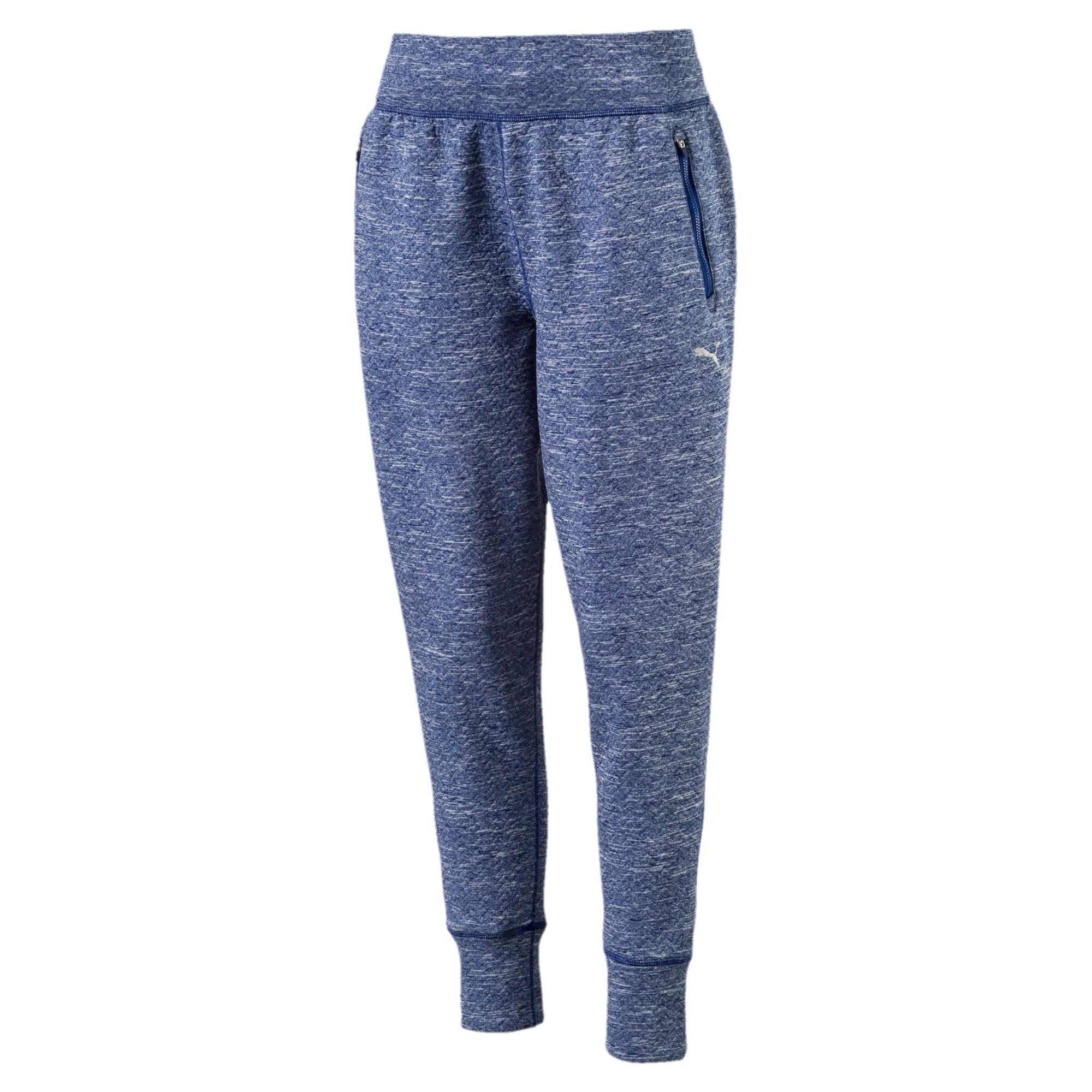Thumbnail 1 of Active Training Women's Nocturnal Winterized Pants, Blue Depths Heather, medium-IND