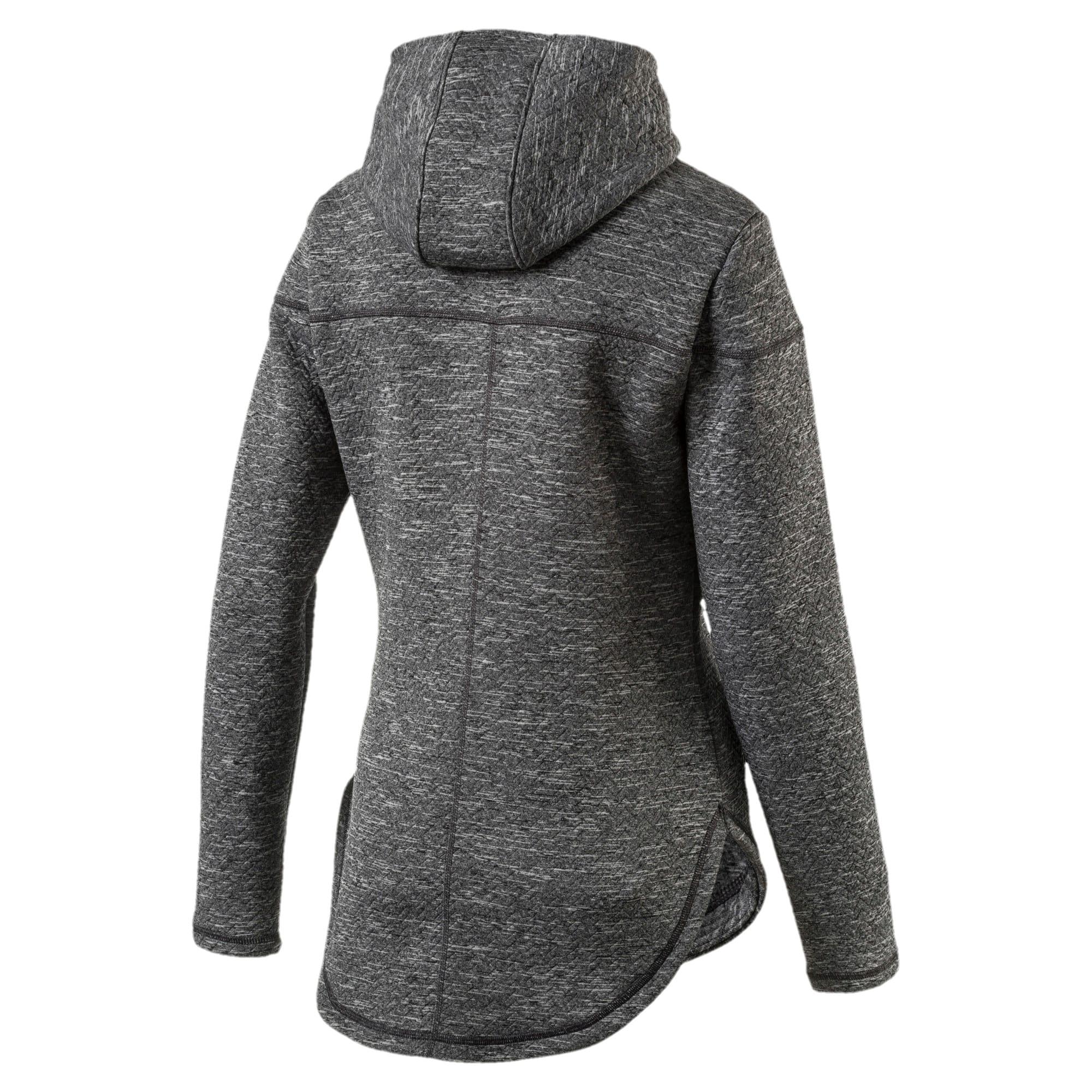 Thumbnail 5 of Active Training Women's Nocturnal Winterized Jacket, Dark Gray Heather, medium-IND