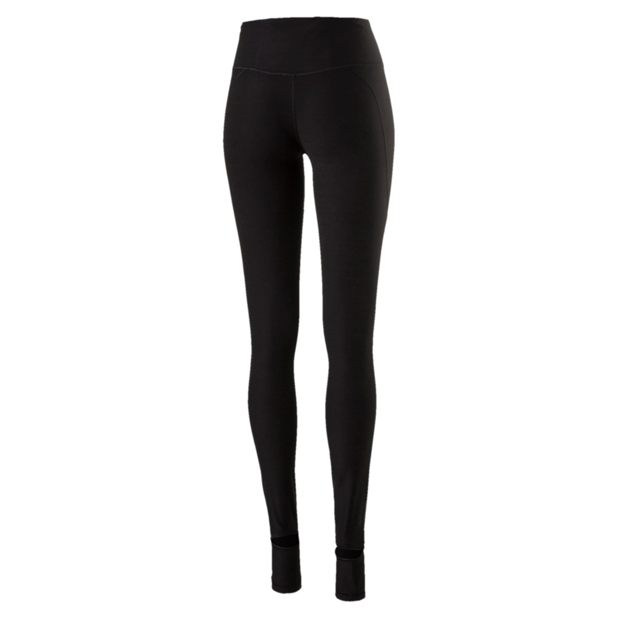 Active Training Women's Yogini Lux Tights, Puma Black, large-IND