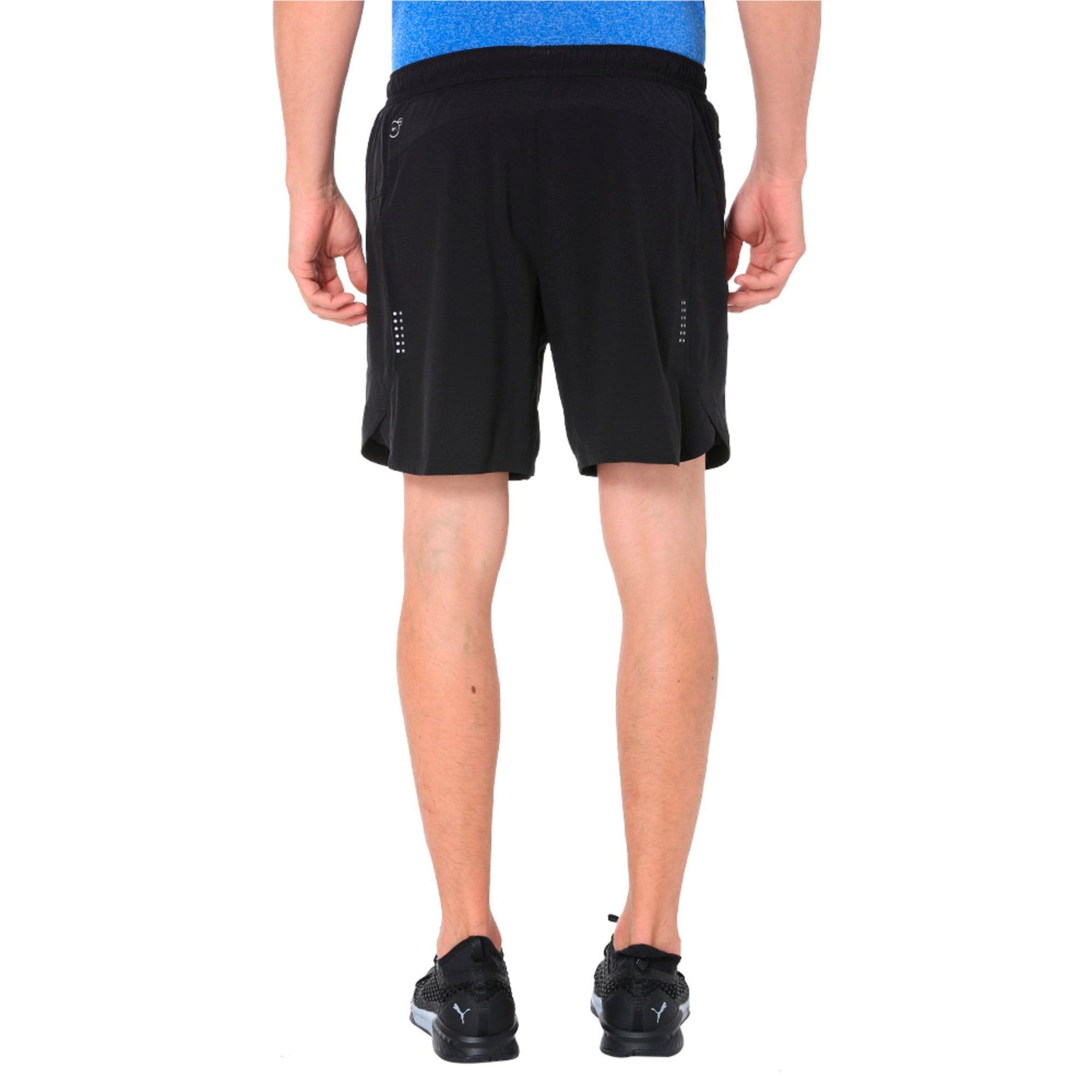 Thumbnail 4 of Pace 7'' Men's Running Shorts, Puma Black, medium-IND
