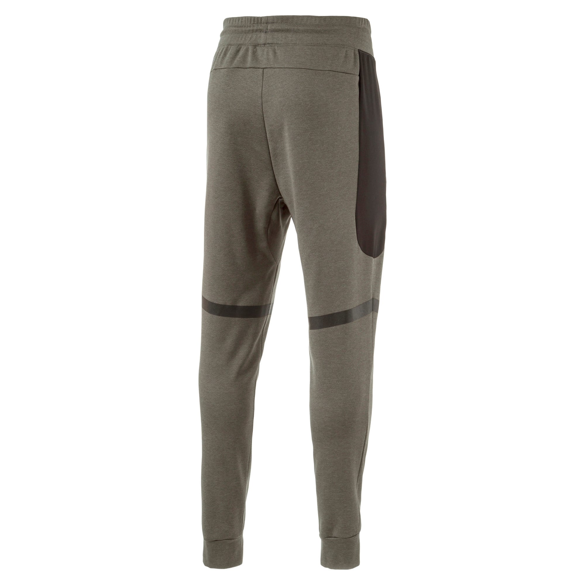 Thumbnail 2 of Trackster Men's Tech Sweatpants, Castor Gray Heather, medium-IND