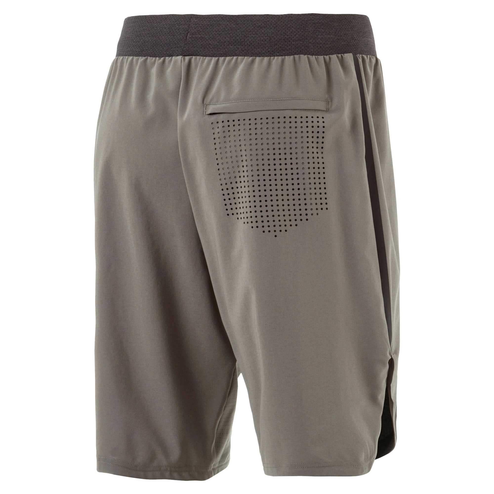 Thumbnail 4 of Energy Laser Shorts, Castor Gray-Dark GrayHeather, medium-IND