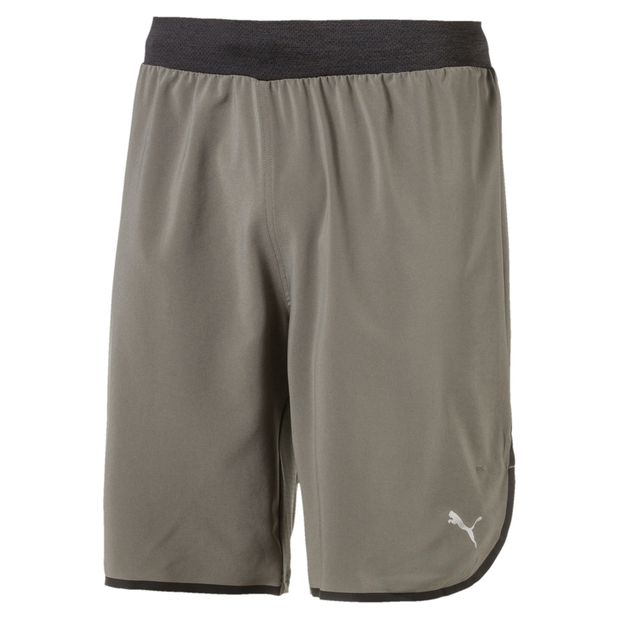 Thumbnail 5 of Energy Laser Shorts, Castor Gray-Dark GrayHeather, medium-IND
