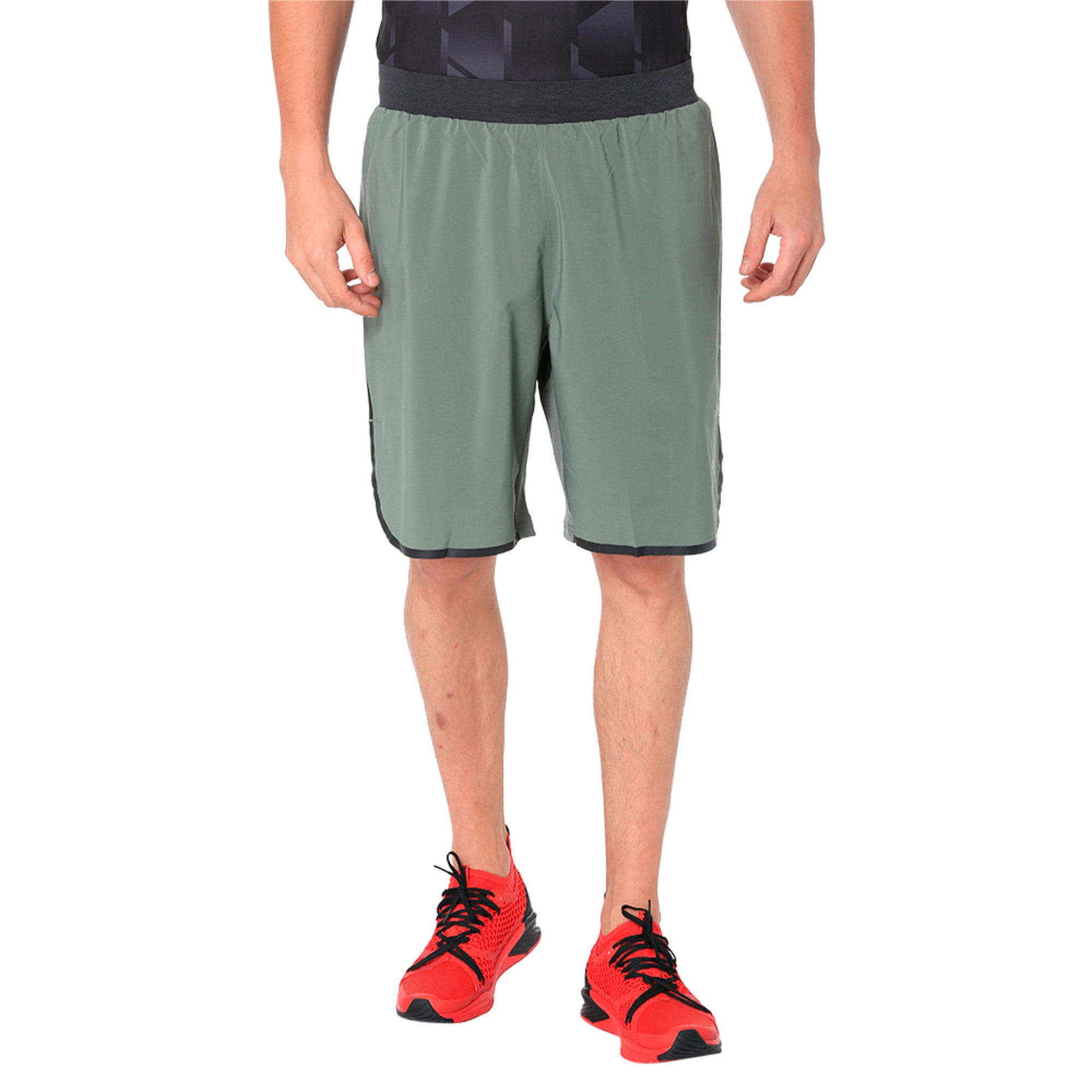 Thumbnail 1 of Energy Laser Shorts, Castor Gray-Dark GrayHeather, medium-IND