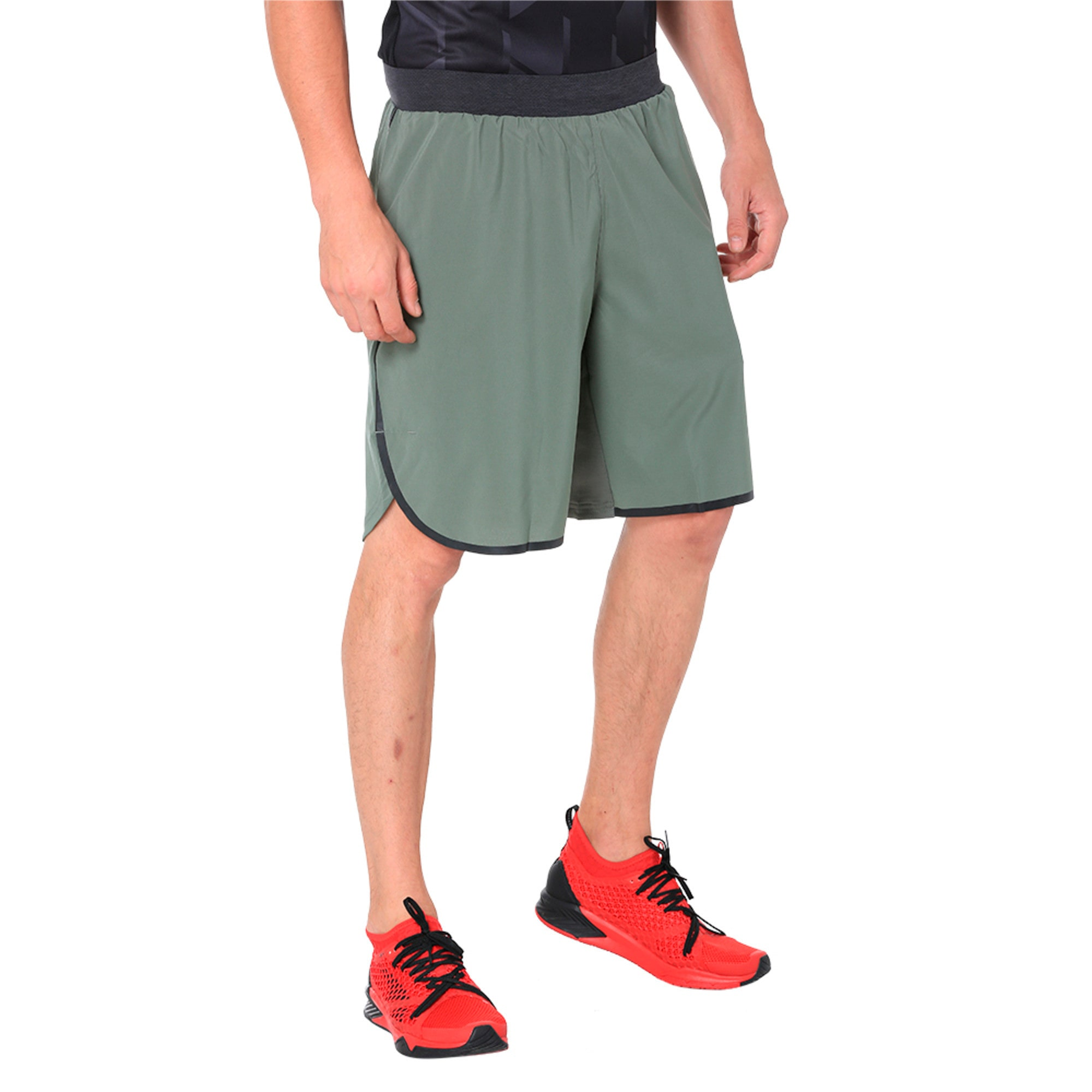 Thumbnail 3 of Energy Laser Shorts, Castor Gray-Dark GrayHeather, medium-IND