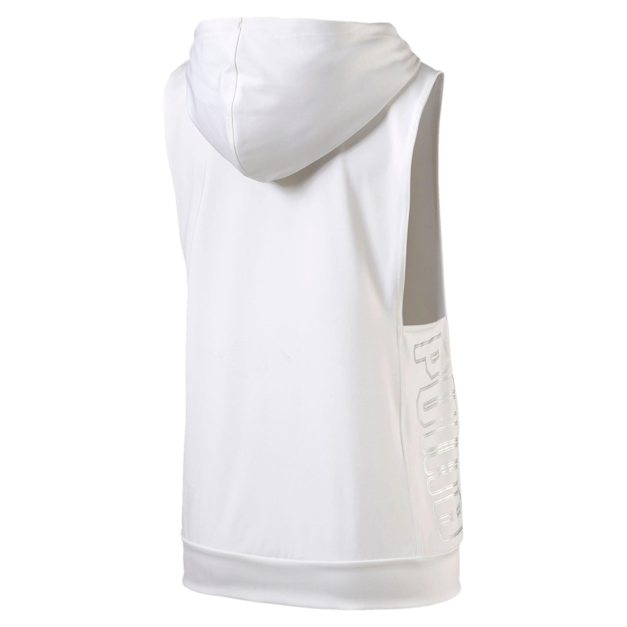 Thumbnail 2 of Clash Women's Vest, Puma White, medium-IND