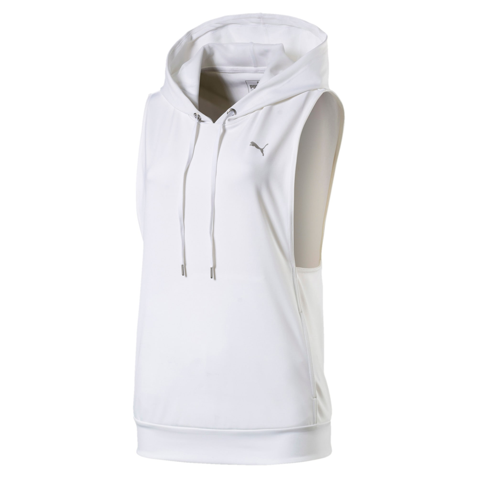 Thumbnail 1 of Clash Women's Vest, Puma White, medium-IND