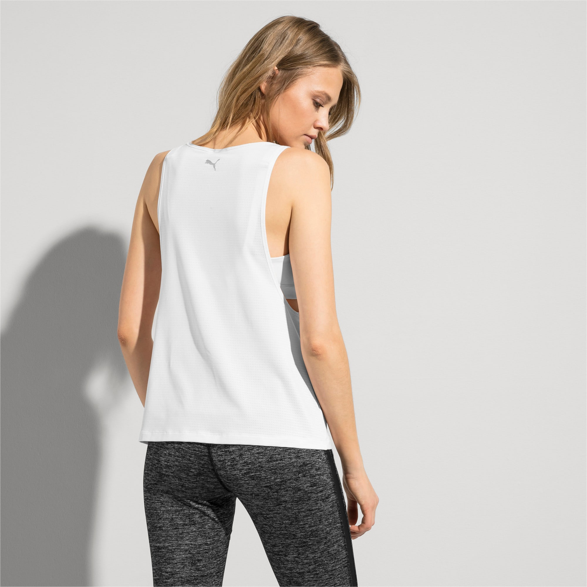 Thumbnail 3 of Spark Women's Tank Top, Pearl, medium-IND