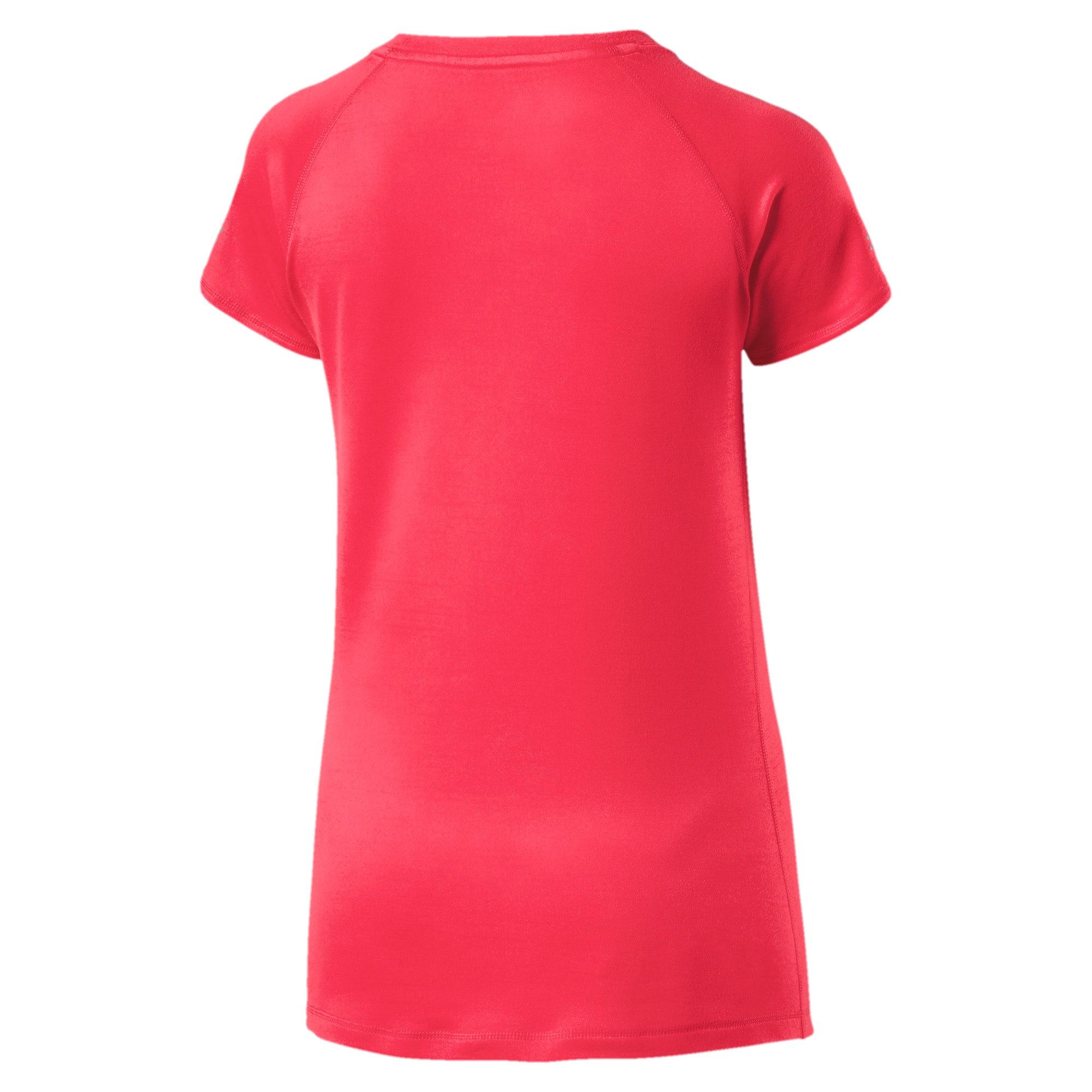 Thumbnail 2 of Epic Short Sleeve Women's Training Top, Paradise Pink Heather, medium-IND