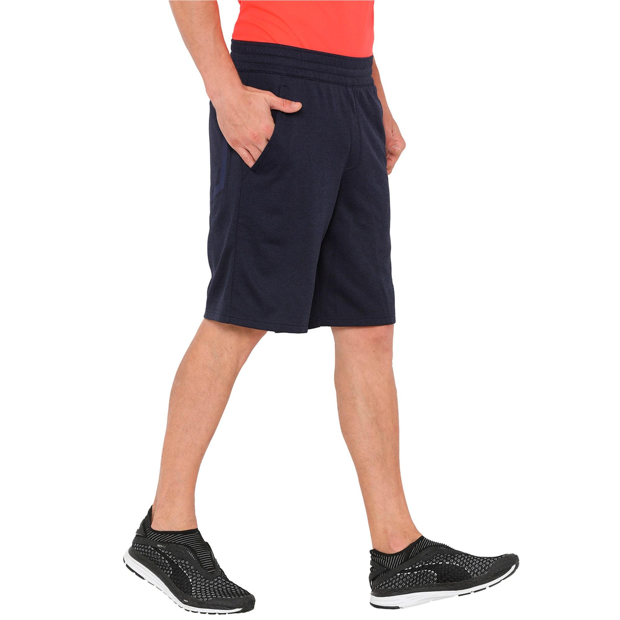 Thumbnail 2 of Oceanaire Energy Men's Shorts, Peacoat Heather, medium-IND