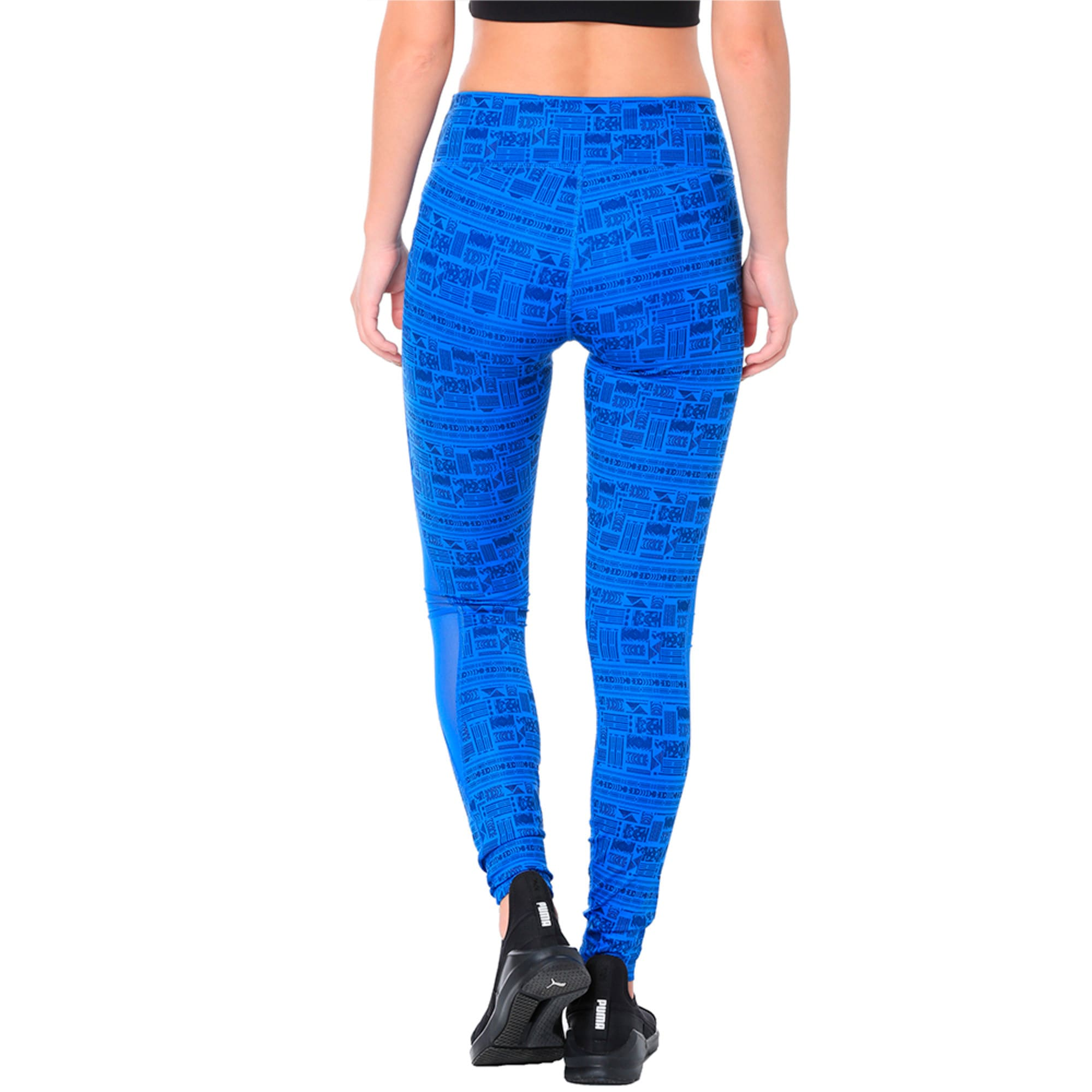 Thumbnail 1 of All Eyes On Me Mesh Women's Tights, Nebulas Blue-Soltice, medium-IND