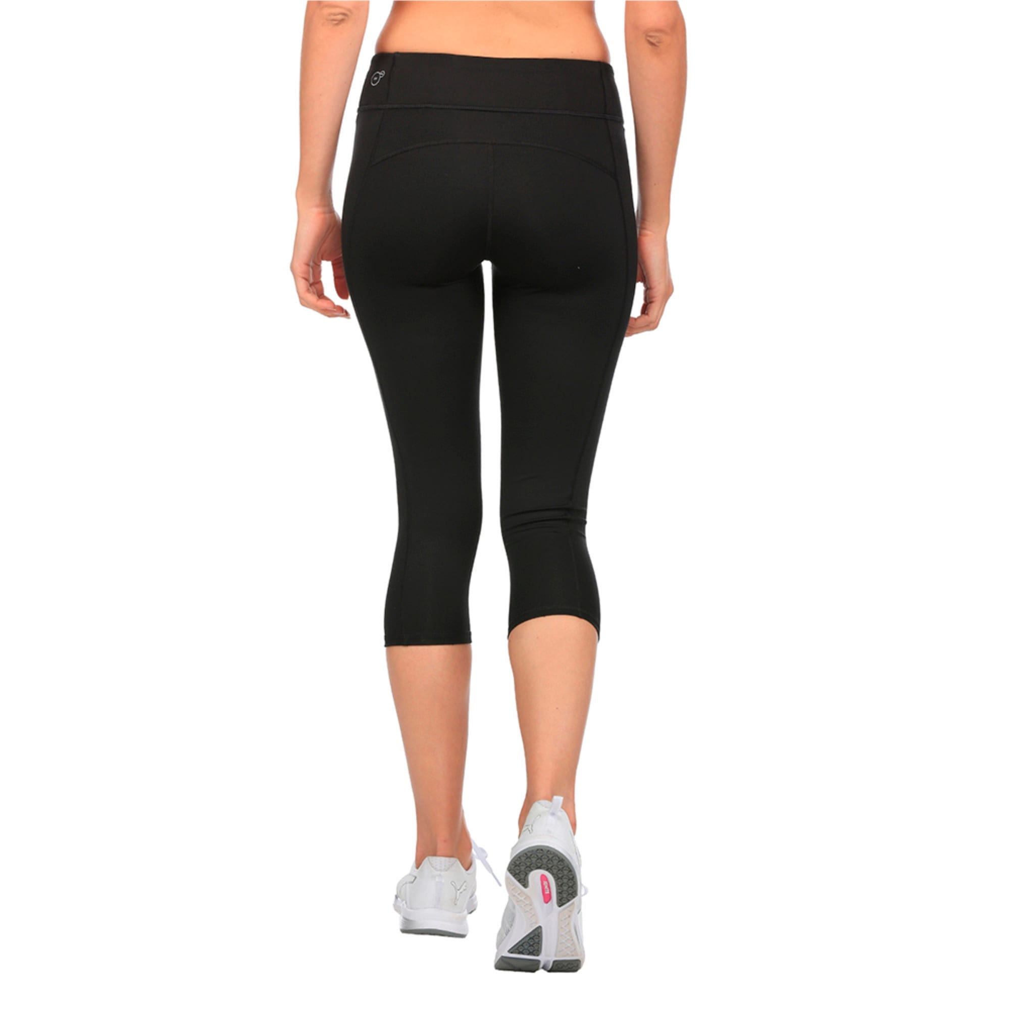 Thumbnail 5 of Essential 3 4 Tight, Puma Black, medium-IND