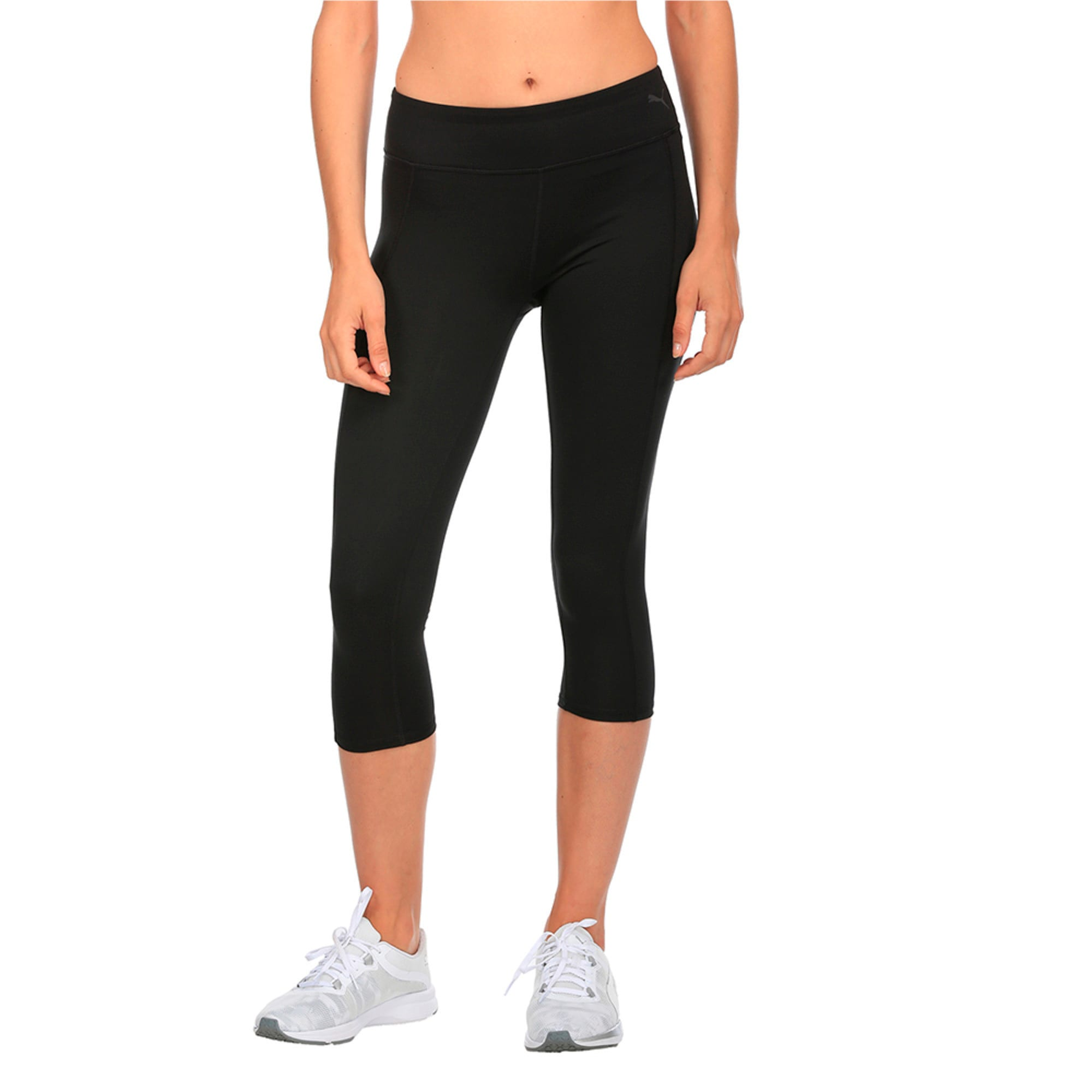 Thumbnail 4 of Essential 3 4 Tight, Puma Black, medium-IND