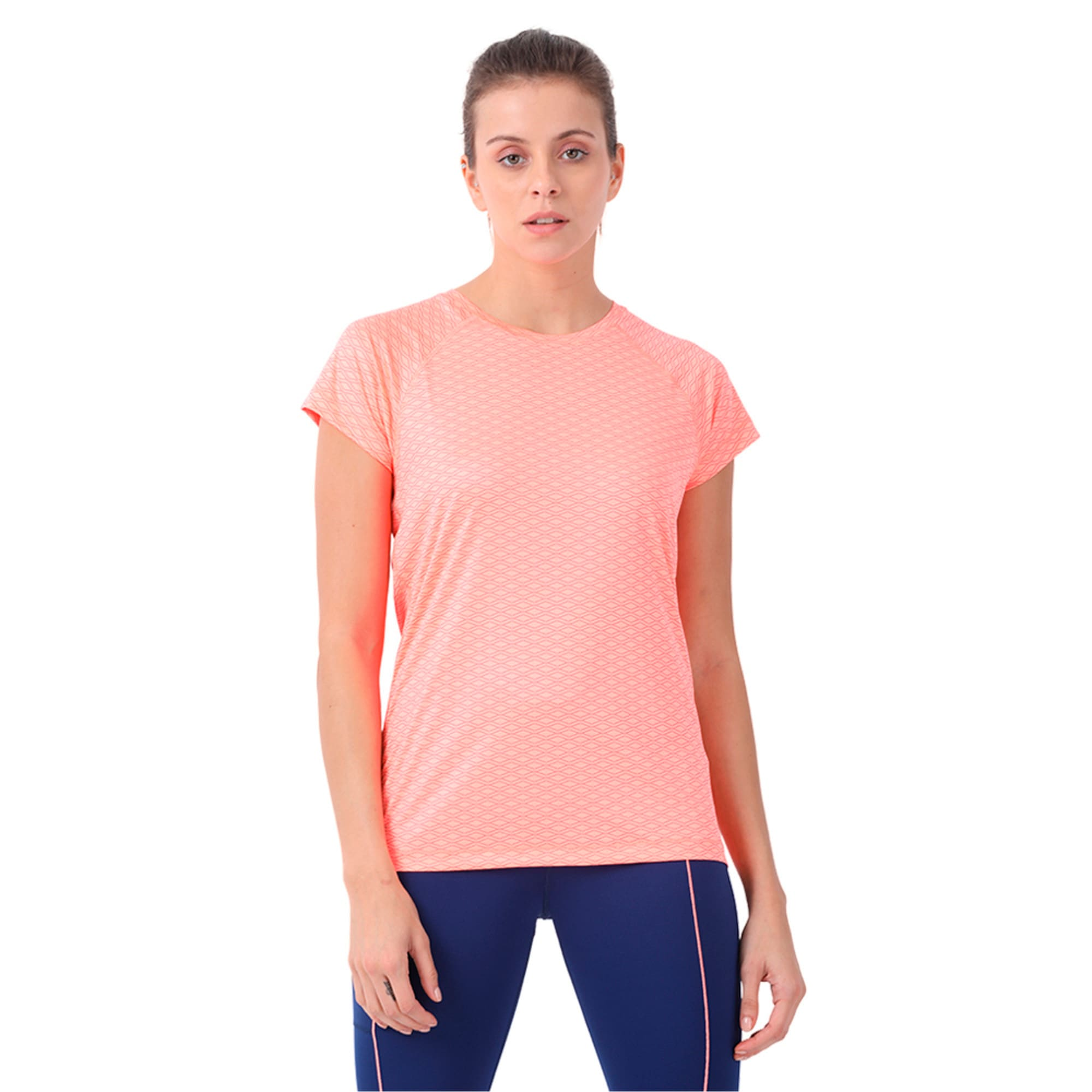 Thumbnail 4 of Graphic S S Tee W, Nrgy Peach-AOP, medium-IND