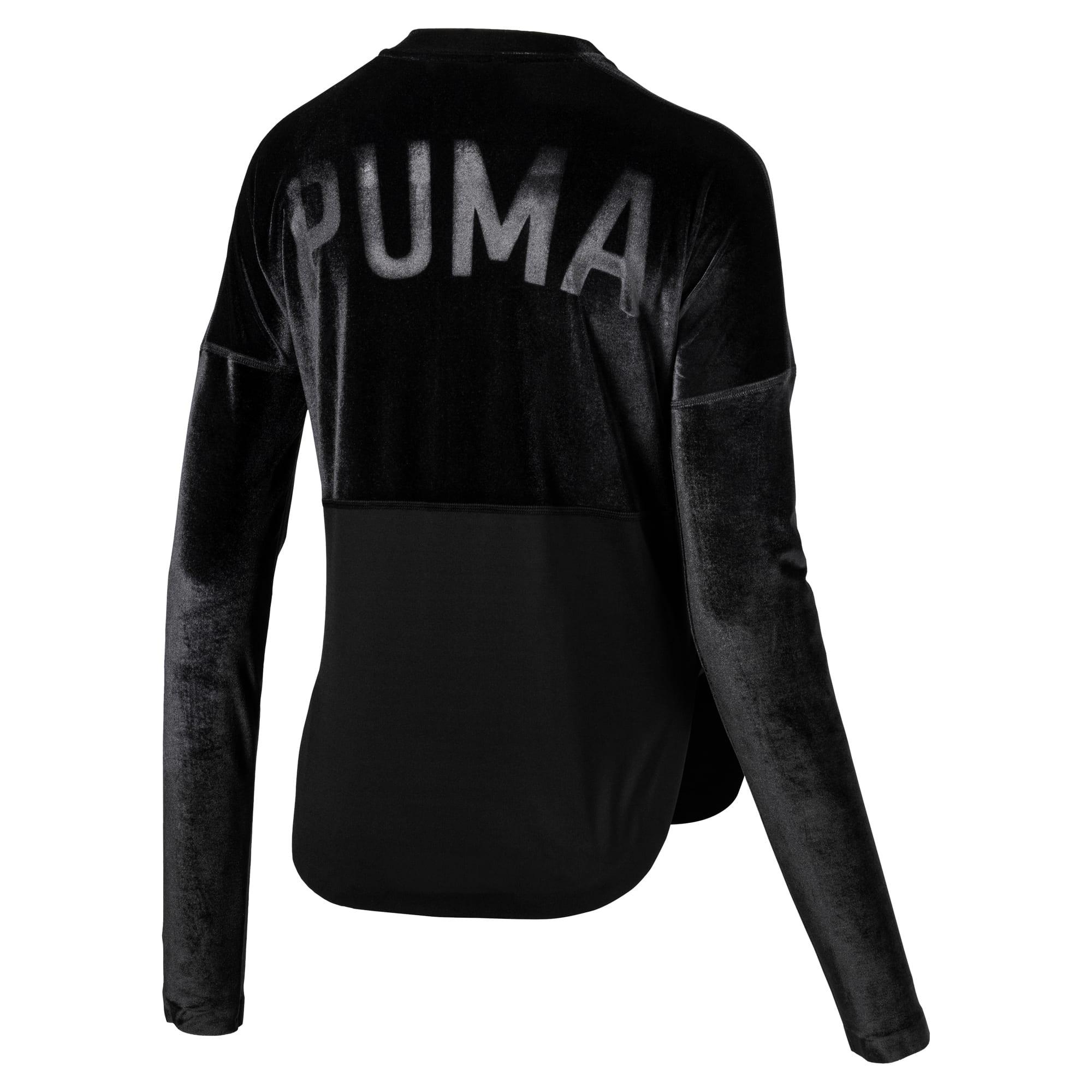 Puma Womens Statement Jacket Velvet 516564-01
