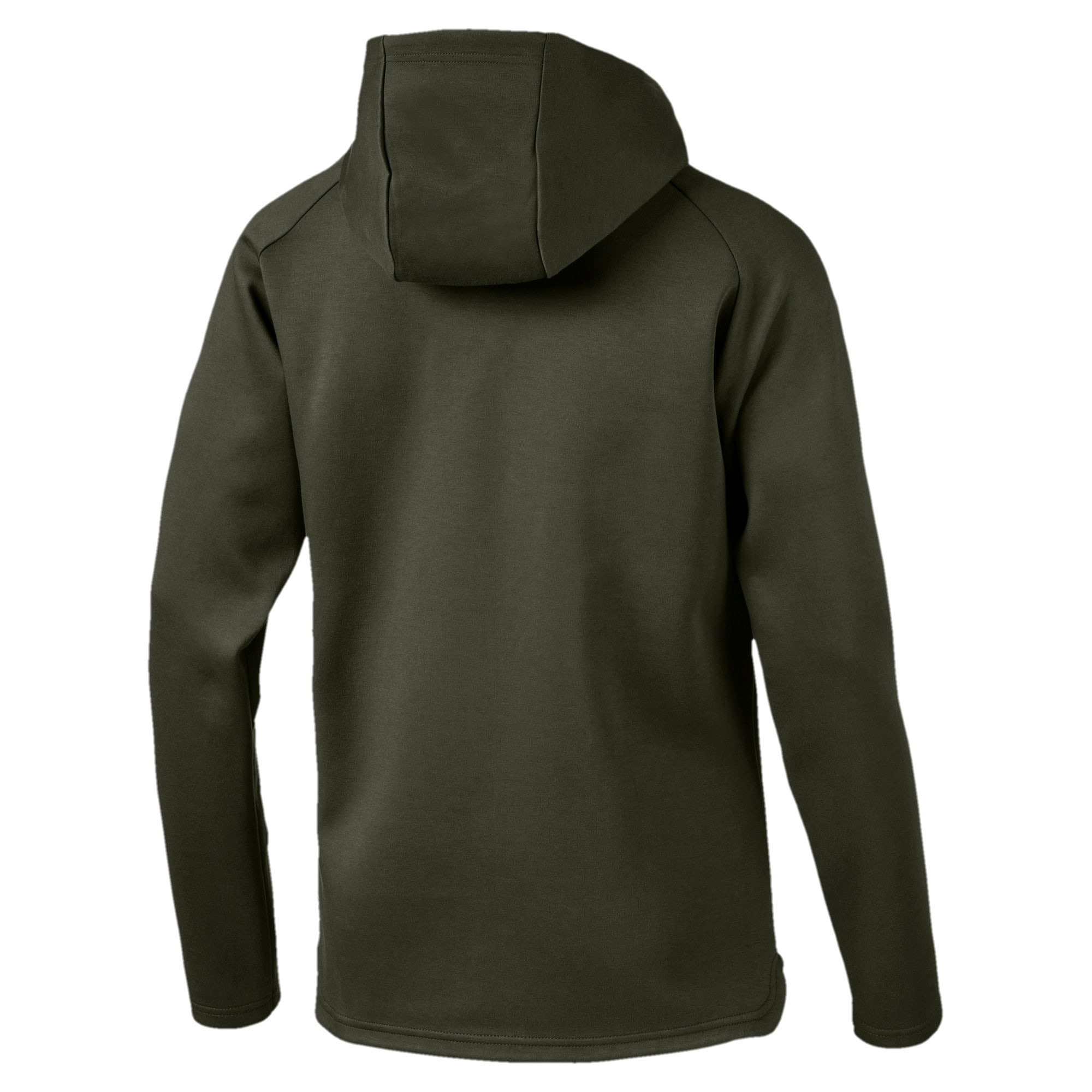 Thumbnail 5 of BND Tech Protect Zip-Up Hooded Men's Jacket, Forest Night, medium-IND