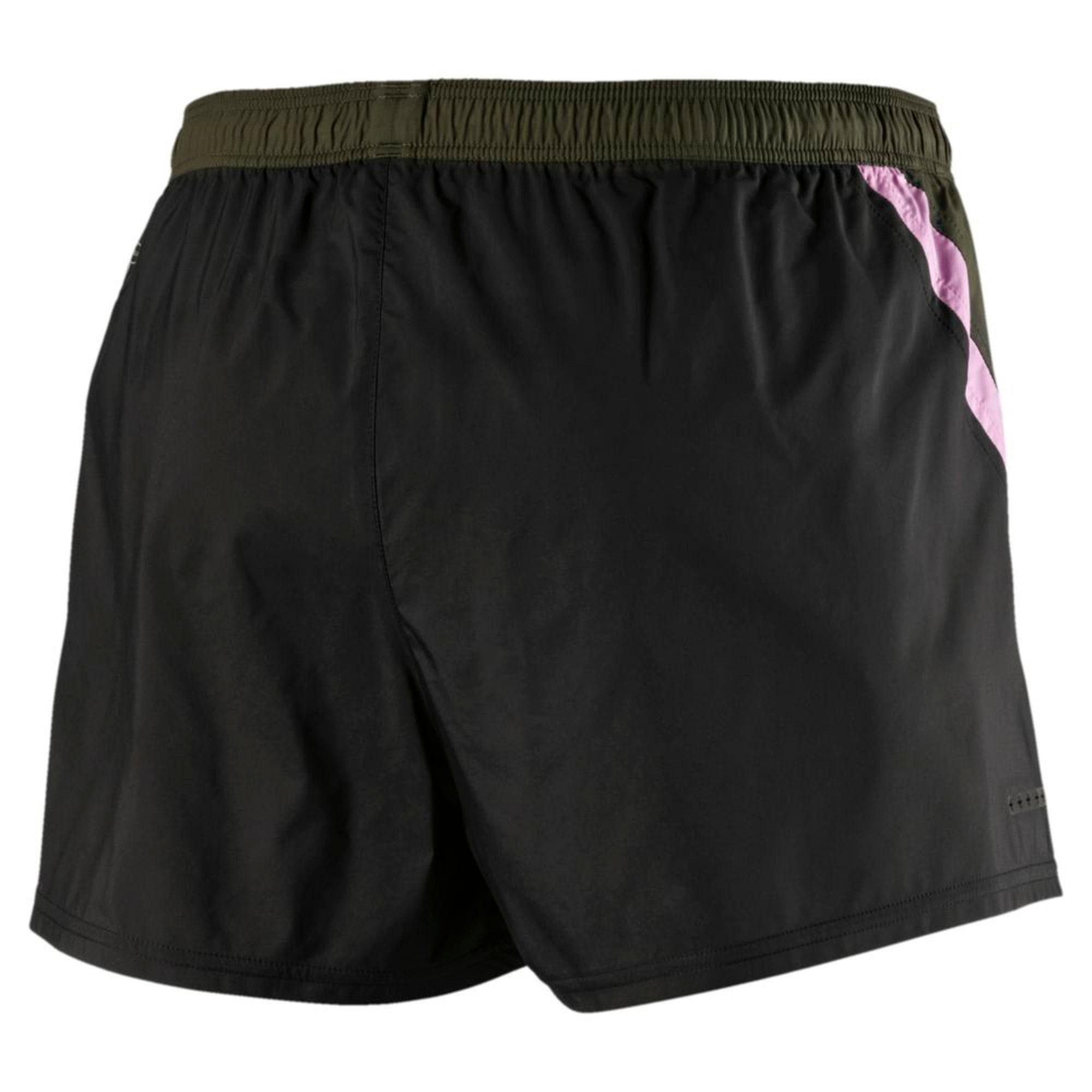 Thumbnail 2 of Blast 3'' Women's Training Shorts, Forest Night, medium-IND