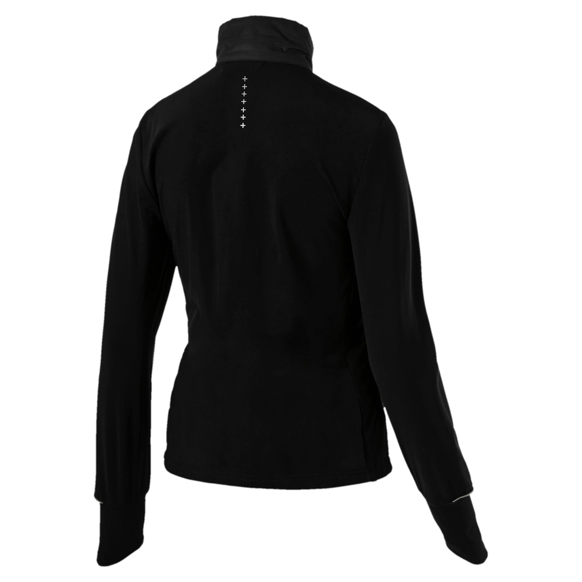 Thumbnail 4 of Winter Zip-Up Women's Jacket, Puma Black, medium
