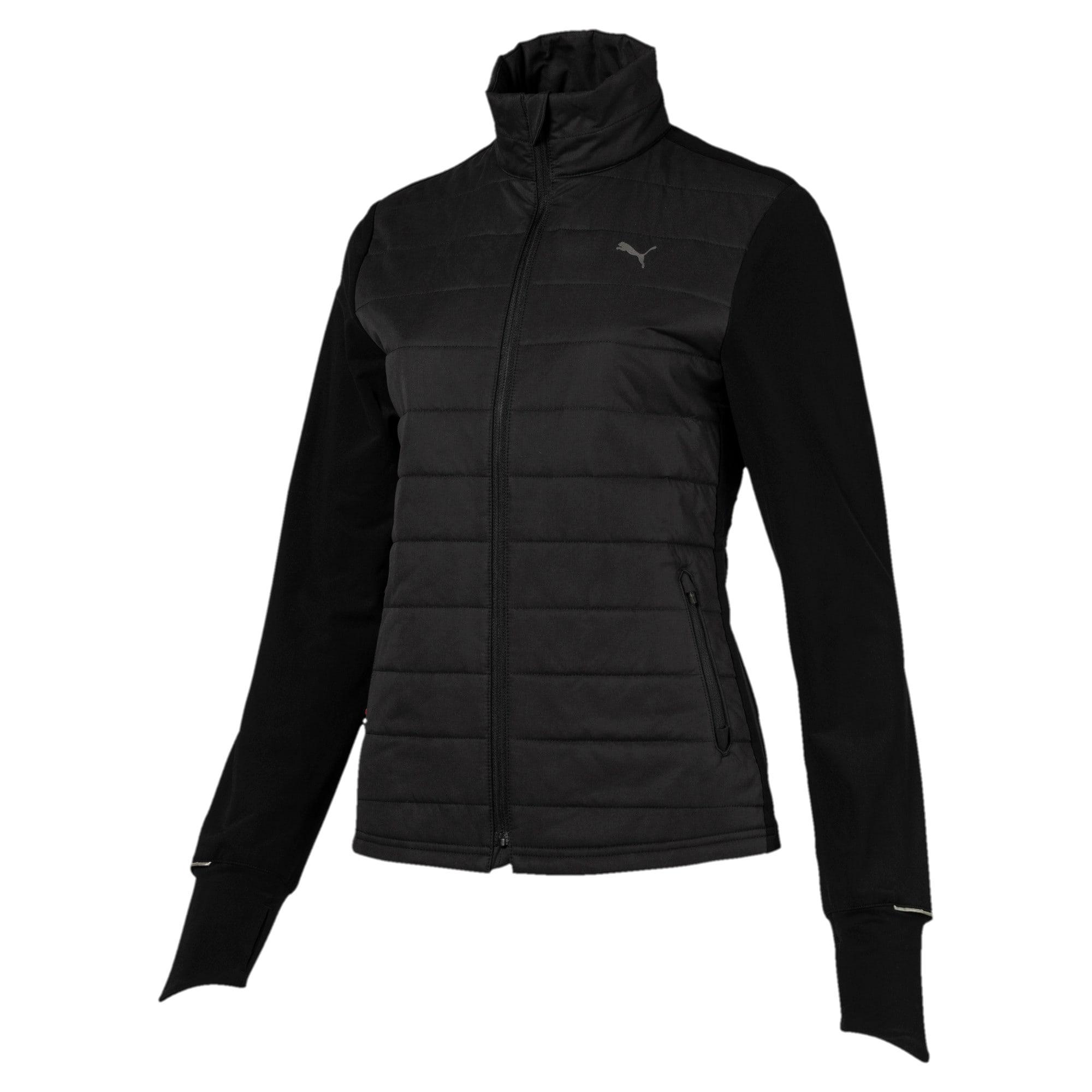 Thumbnail 1 of Winter Zip-Up Women's Jacket, Puma Black, medium