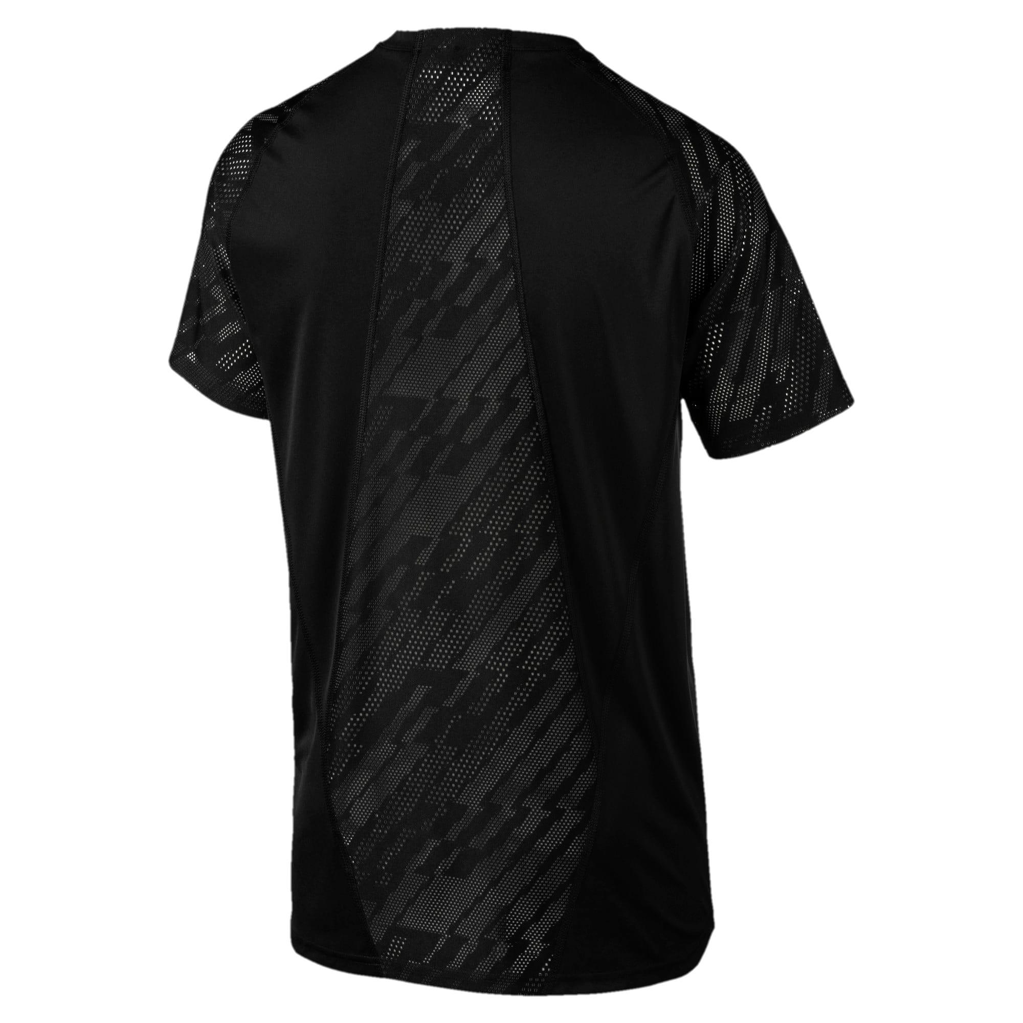 Thumbnail 4 of VENT Graphic Men's T-Shirt, Puma Black-iron gate, medium-IND
