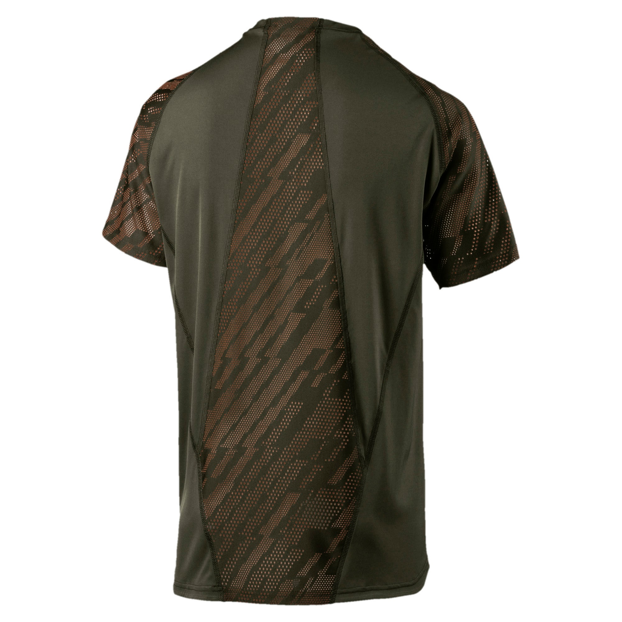 Thumbnail 3 of VENT Graphic Men's T-Shirt, Forest Night, medium-IND