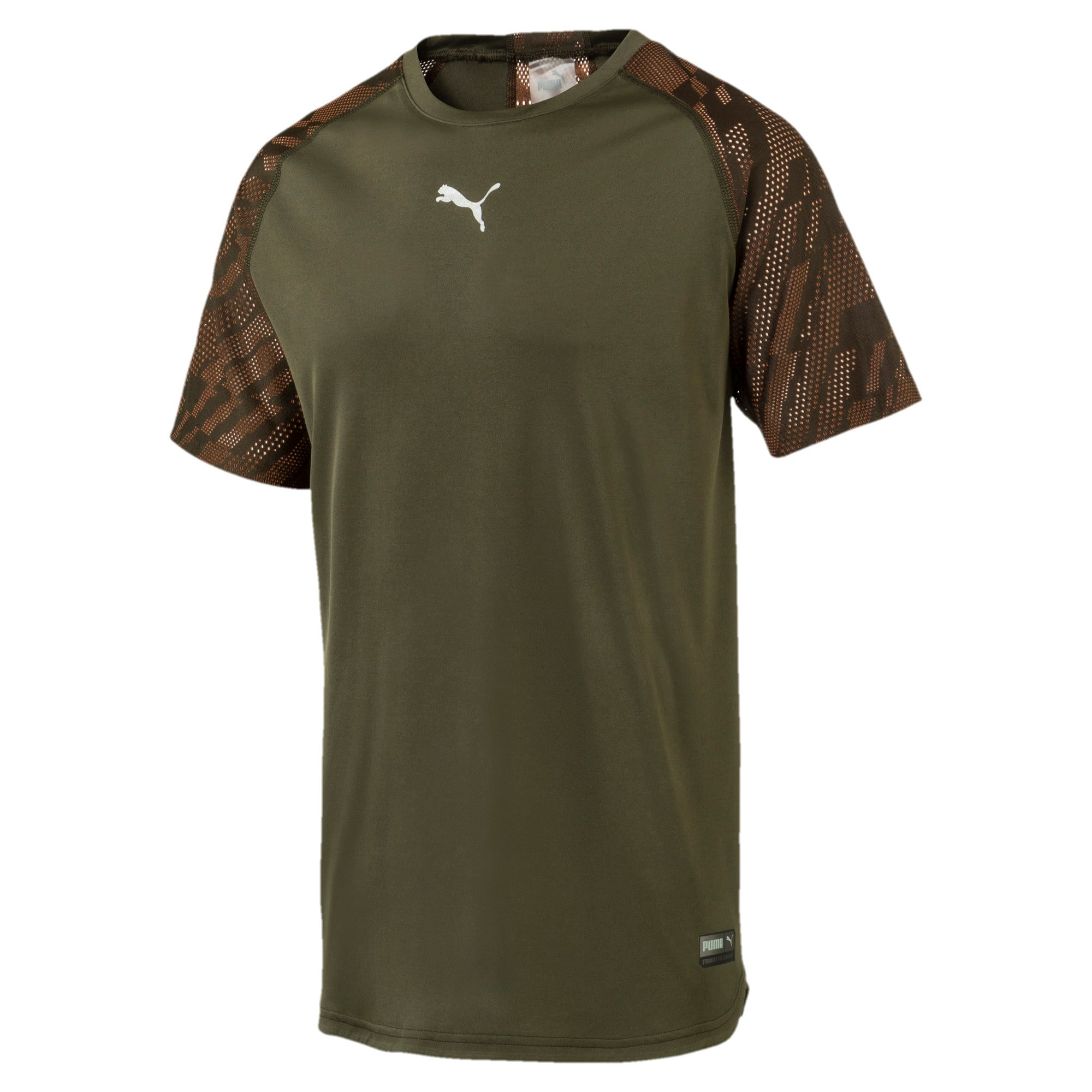 Thumbnail 4 of VENT Graphic Men's T-Shirt, Forest Night, medium-IND