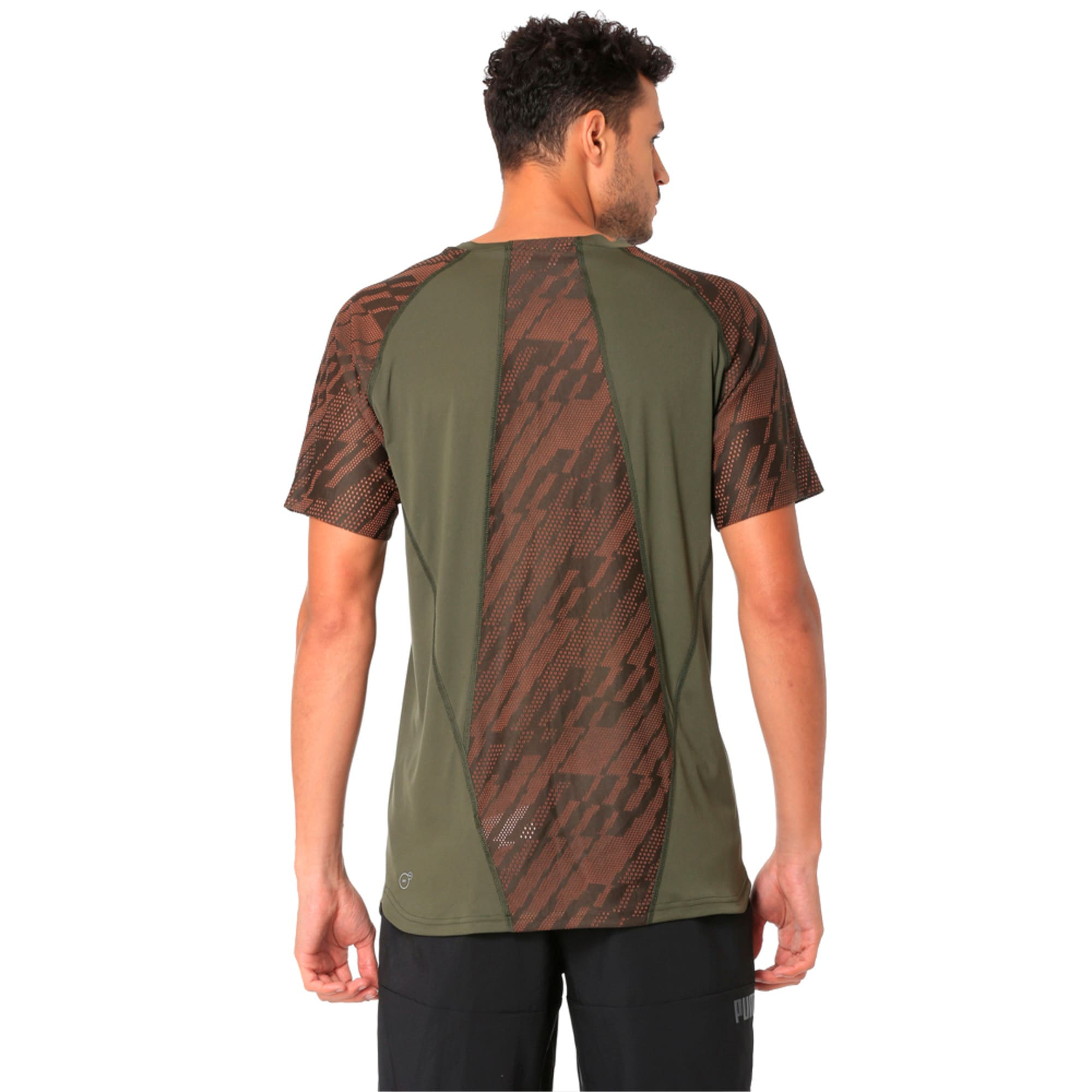 Thumbnail 1 of VENT Graphic Men's T-Shirt, Forest Night, medium-IND