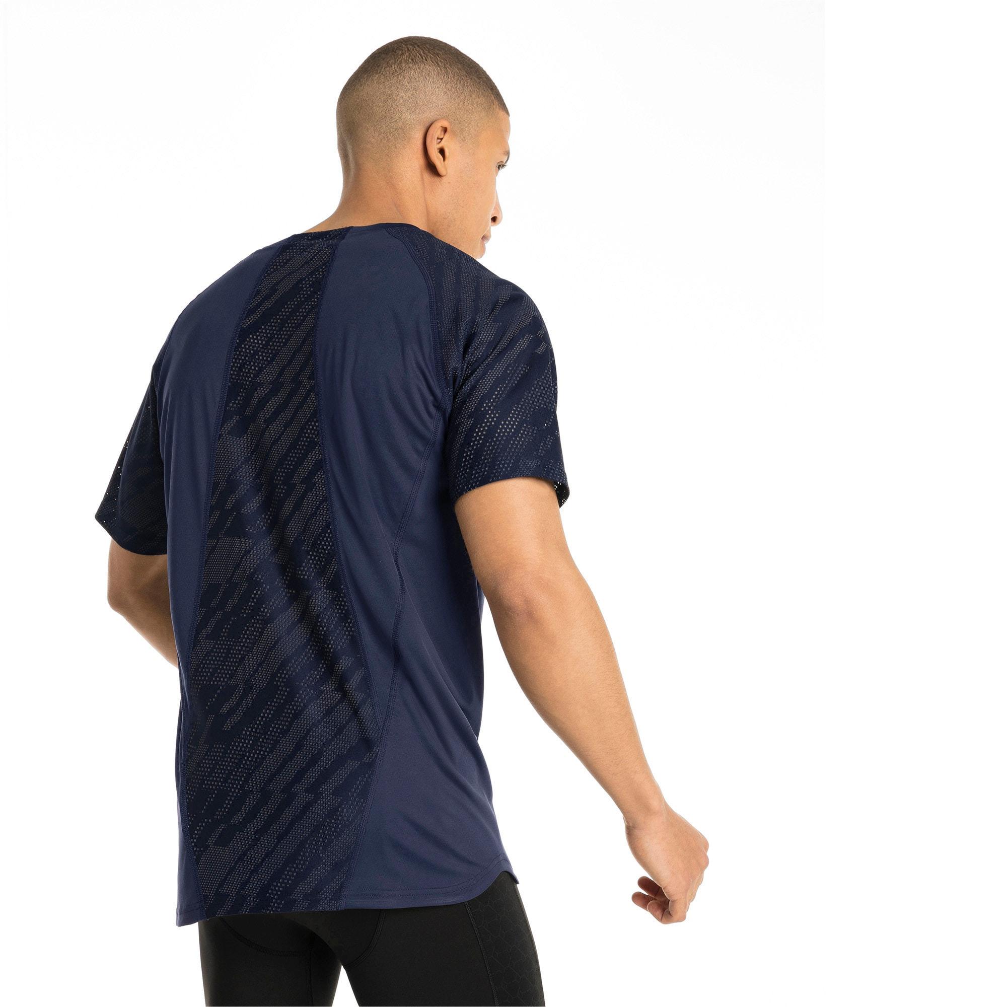 Thumbnail 3 of VENT Graphic Men's T-Shirt, Peacoat-iron gate, medium