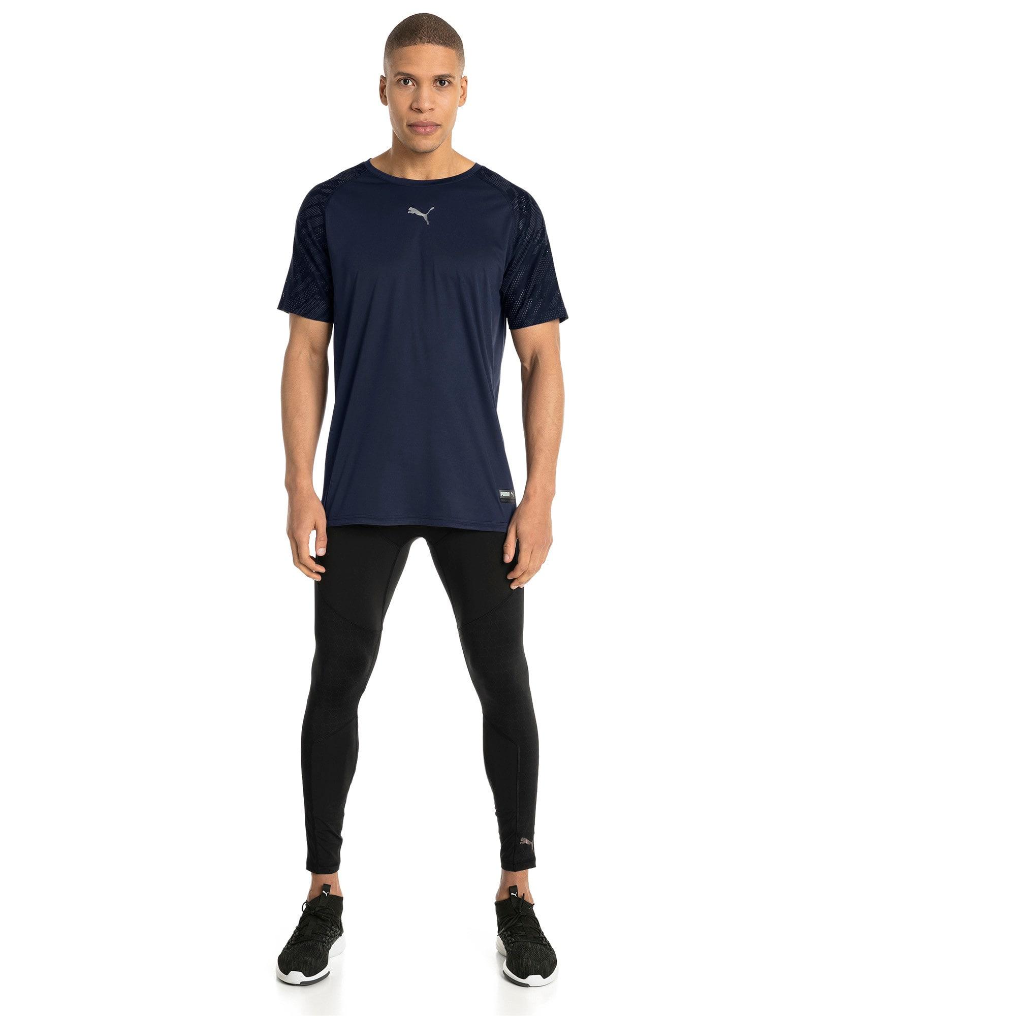 Thumbnail 5 of VENT Graphic Men's T-Shirt, Peacoat-iron gate, medium