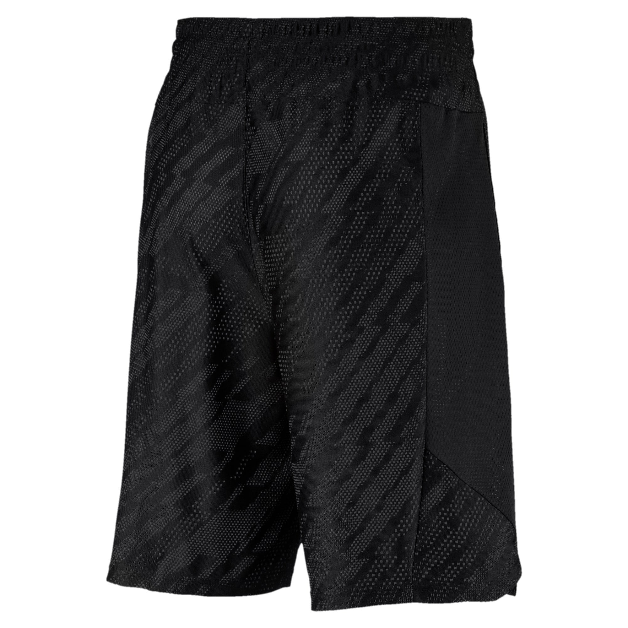 "Thumbnail 5 of VENT 10"" Men's Knit Shorts, Puma Black-Iron Gate, medium-IND"